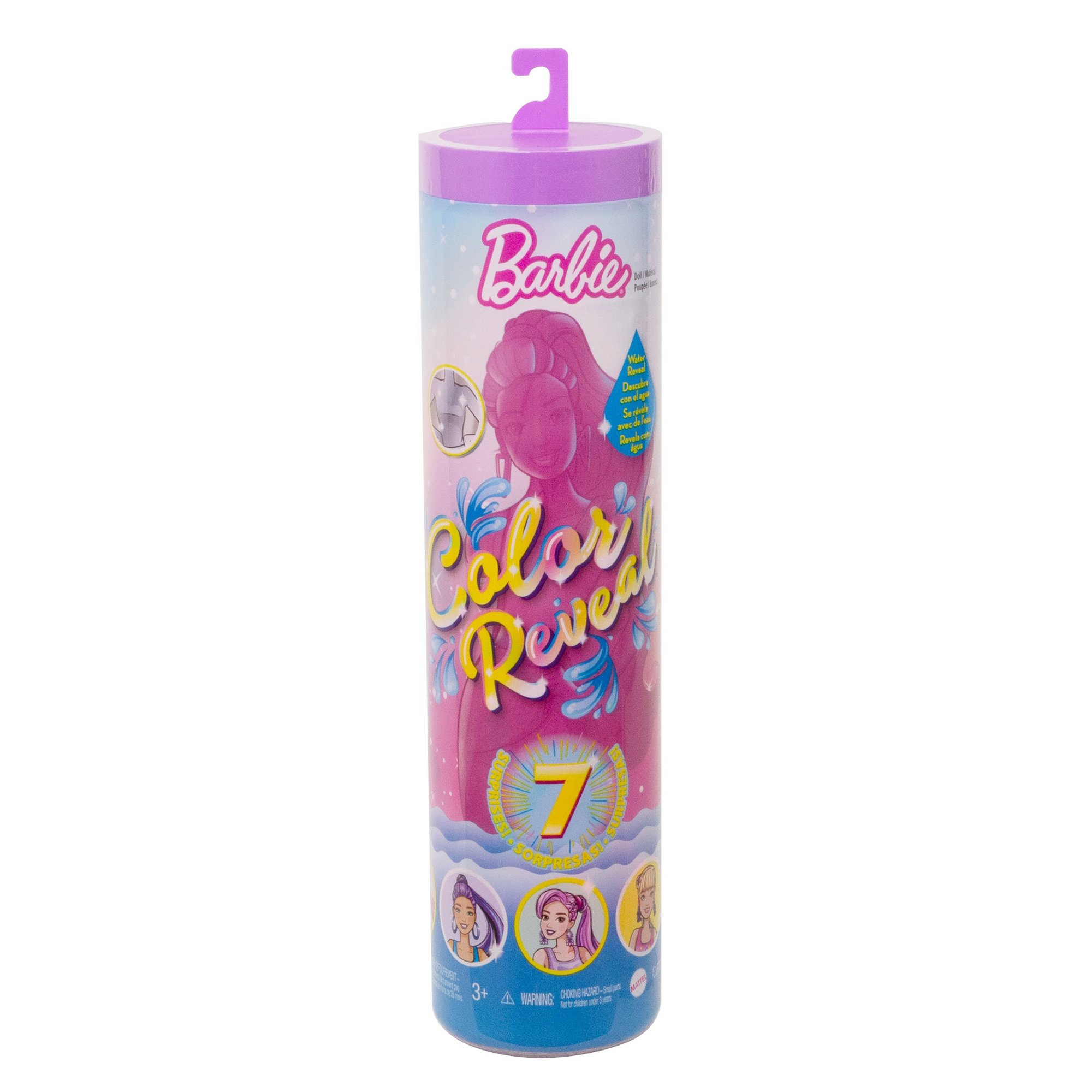 Image of Barbie Colour Reveal Assorted Barbie Shimmer Doll