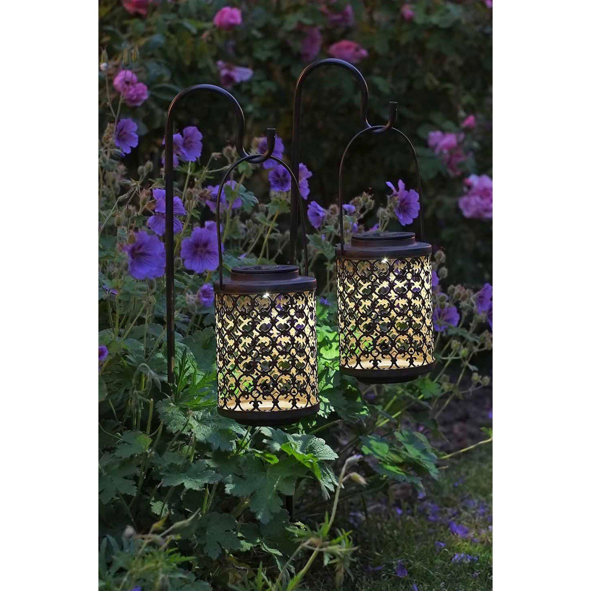 Pair Riad Lantern