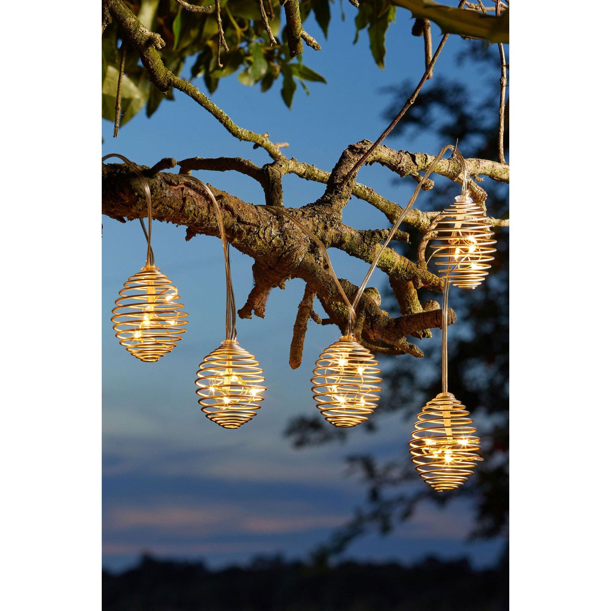 Image of 10 SpiraLight String Lights