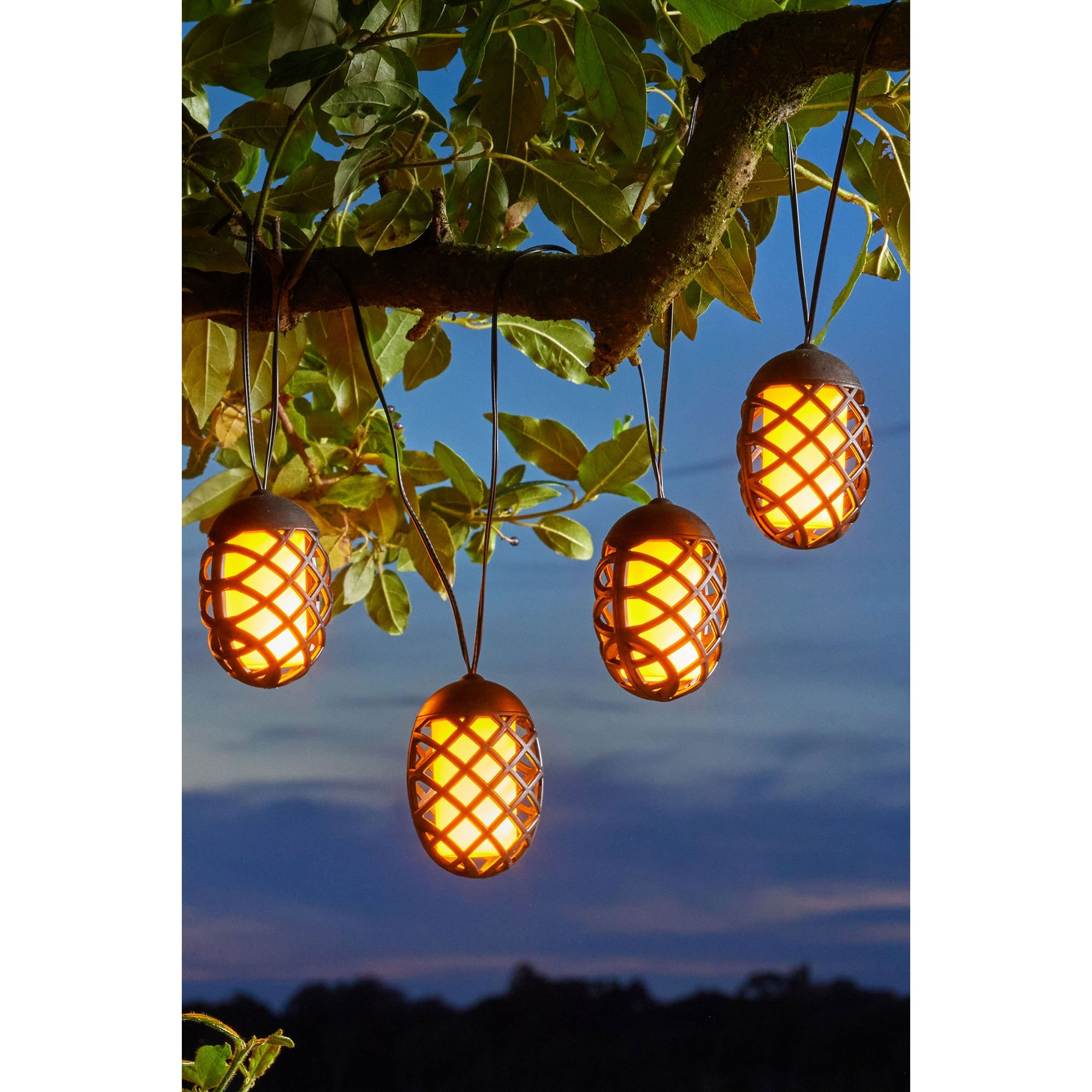 Image of 10 Cool Flame String Lights