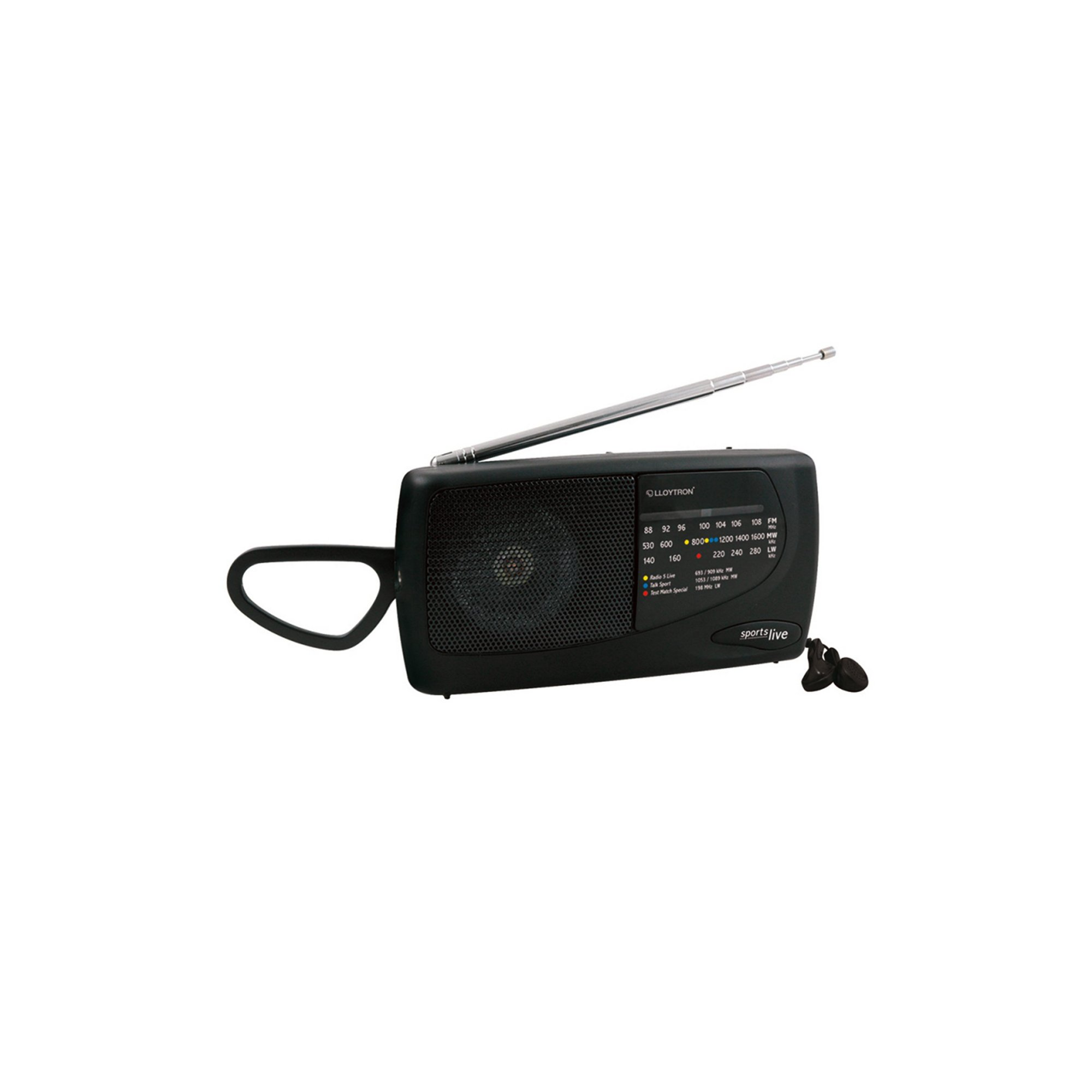 Image of Lloytron 3 Band Portable Radio