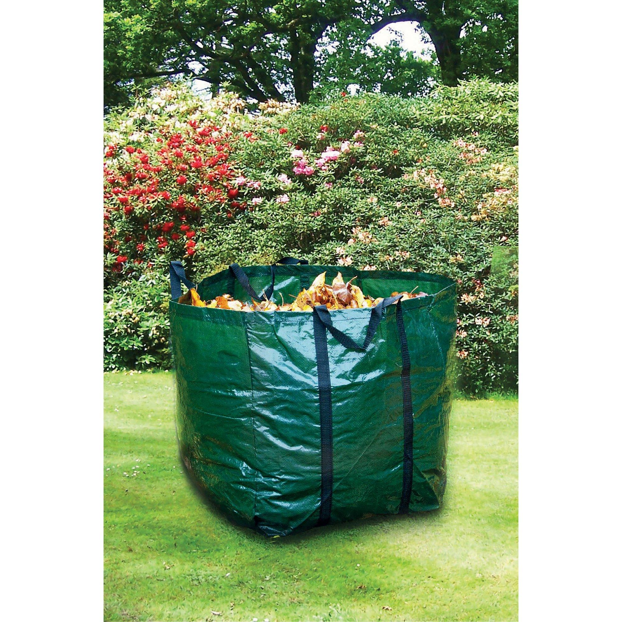 Image of 1 Tonne Heavy Duty Garden Waste Bag Single
