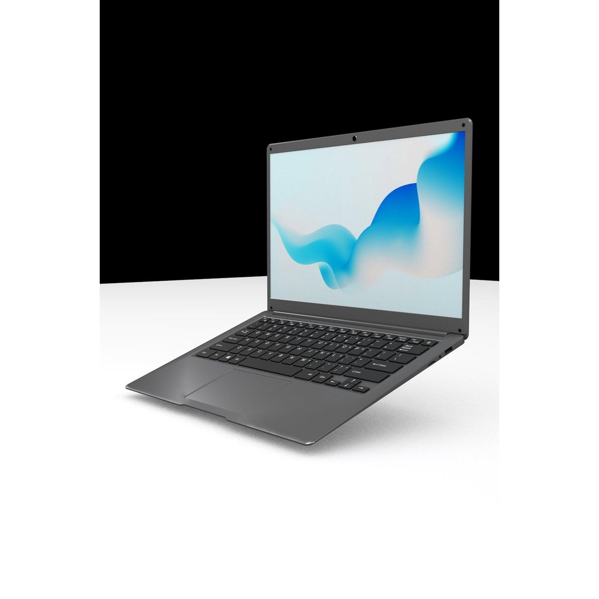 Image of Bocconi V146A 14.1 Inch Windows 10 64GB + 120GB SSD Laptop + 32GB...