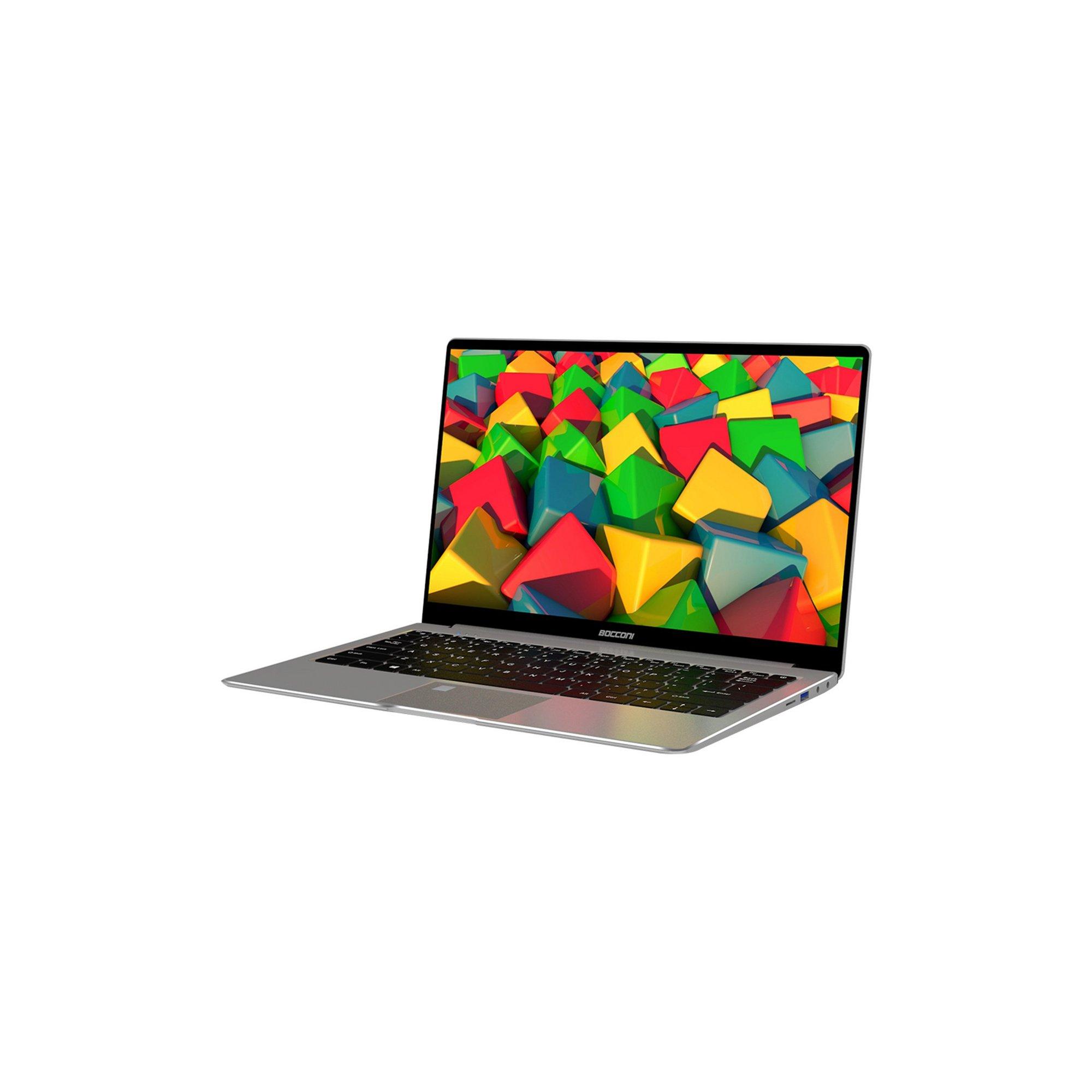 Image of Bocconi V125A 12.5 Inch Metal 2K Screen Windows 10 256GB Laptop +...
