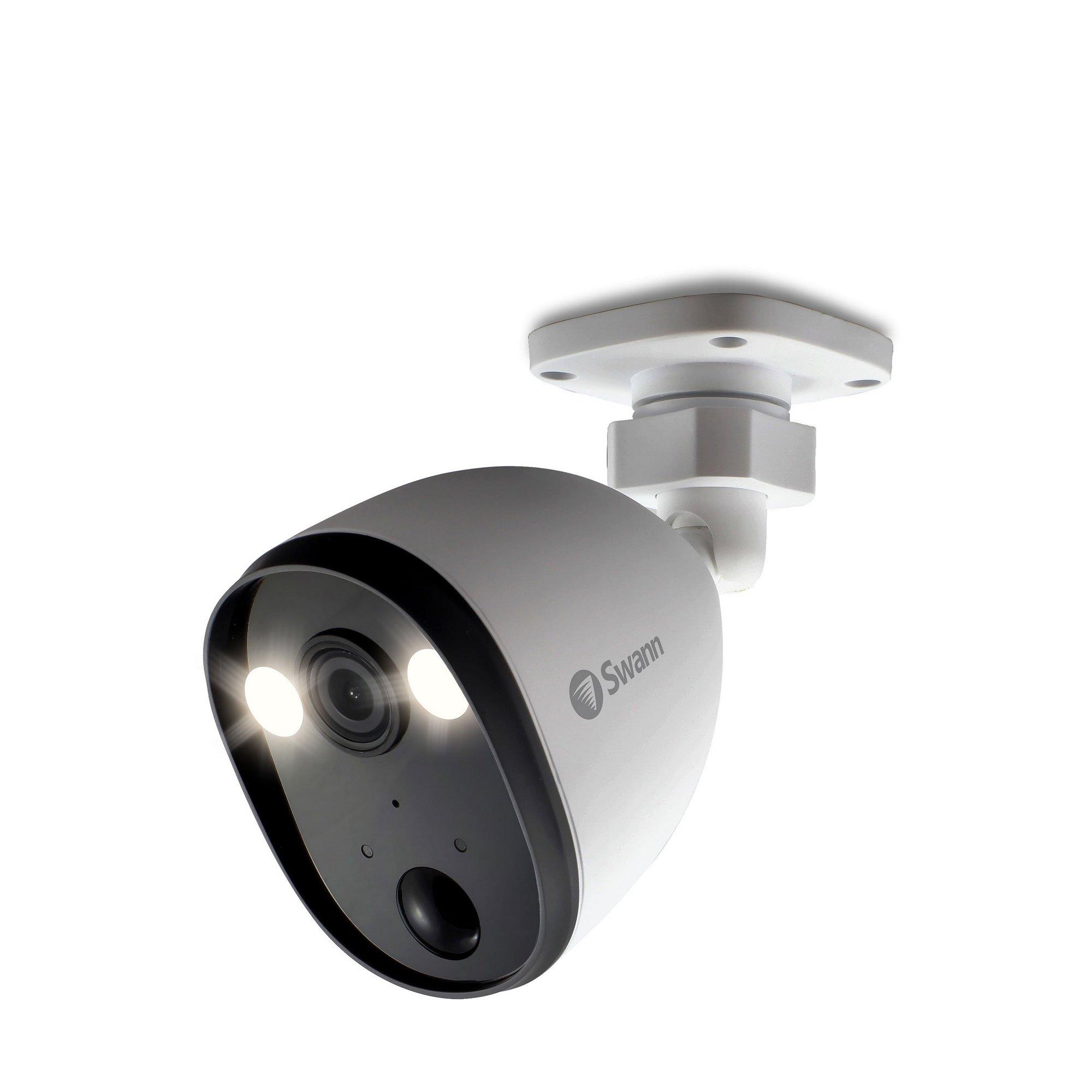Image of Swann 1080p Full HD Spotlight Outdoor Security Camera