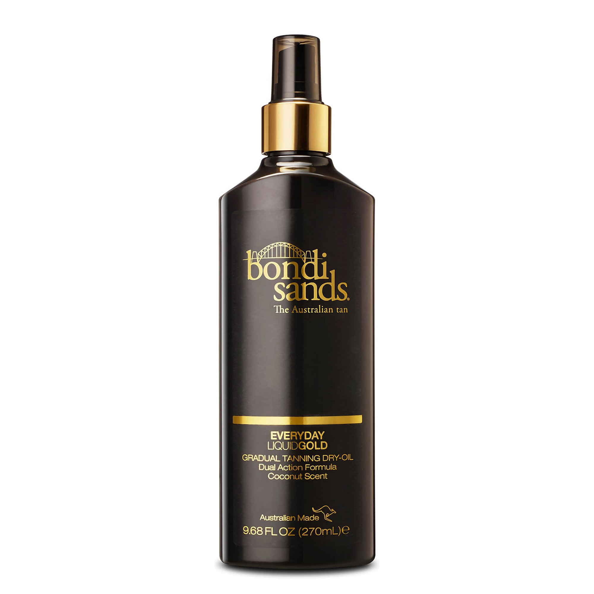 Image of Bondi Sands 270ml Everyday Gradual Tanning Oil in Liquid Gold