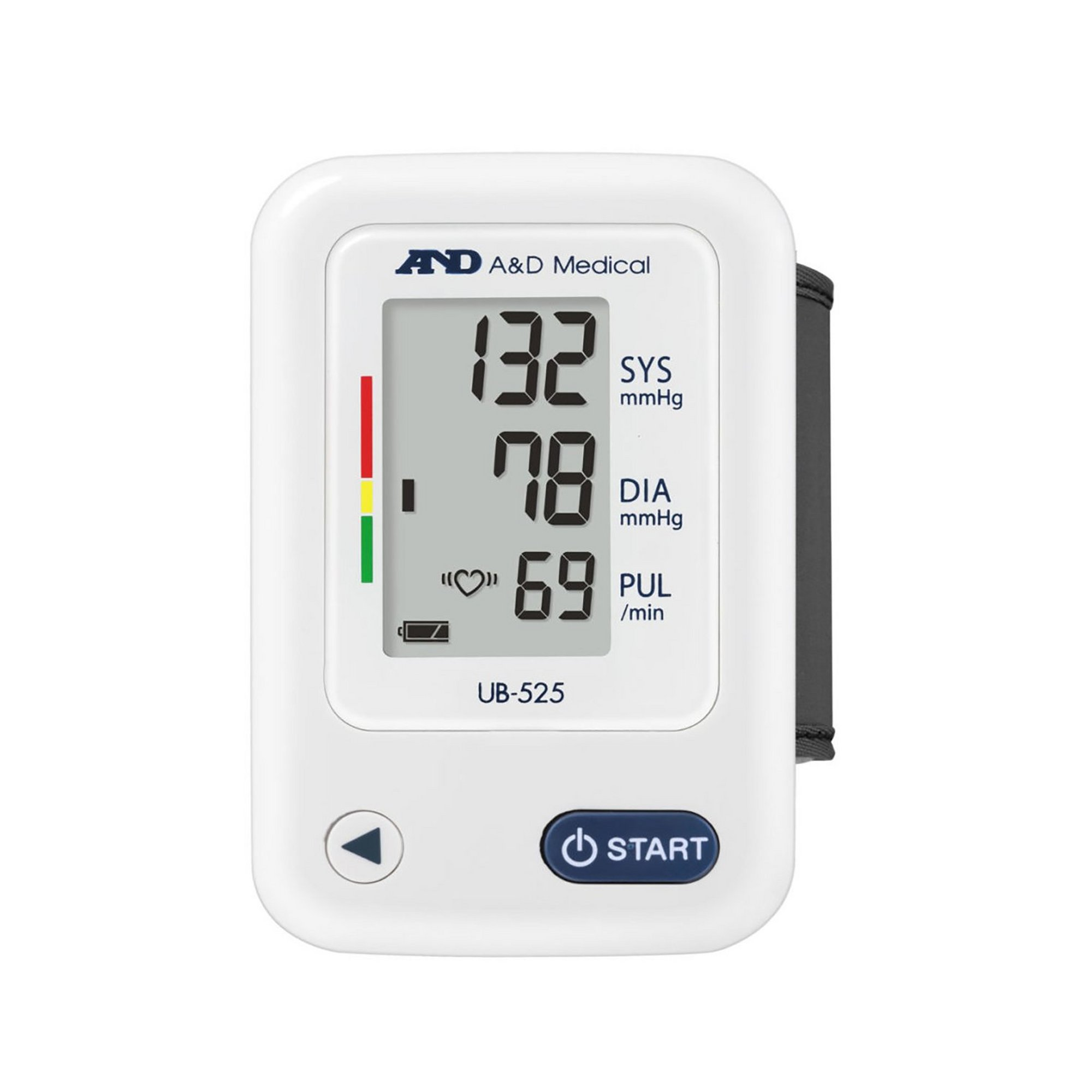Image of A and D Wrist Blood Pressure Monitor