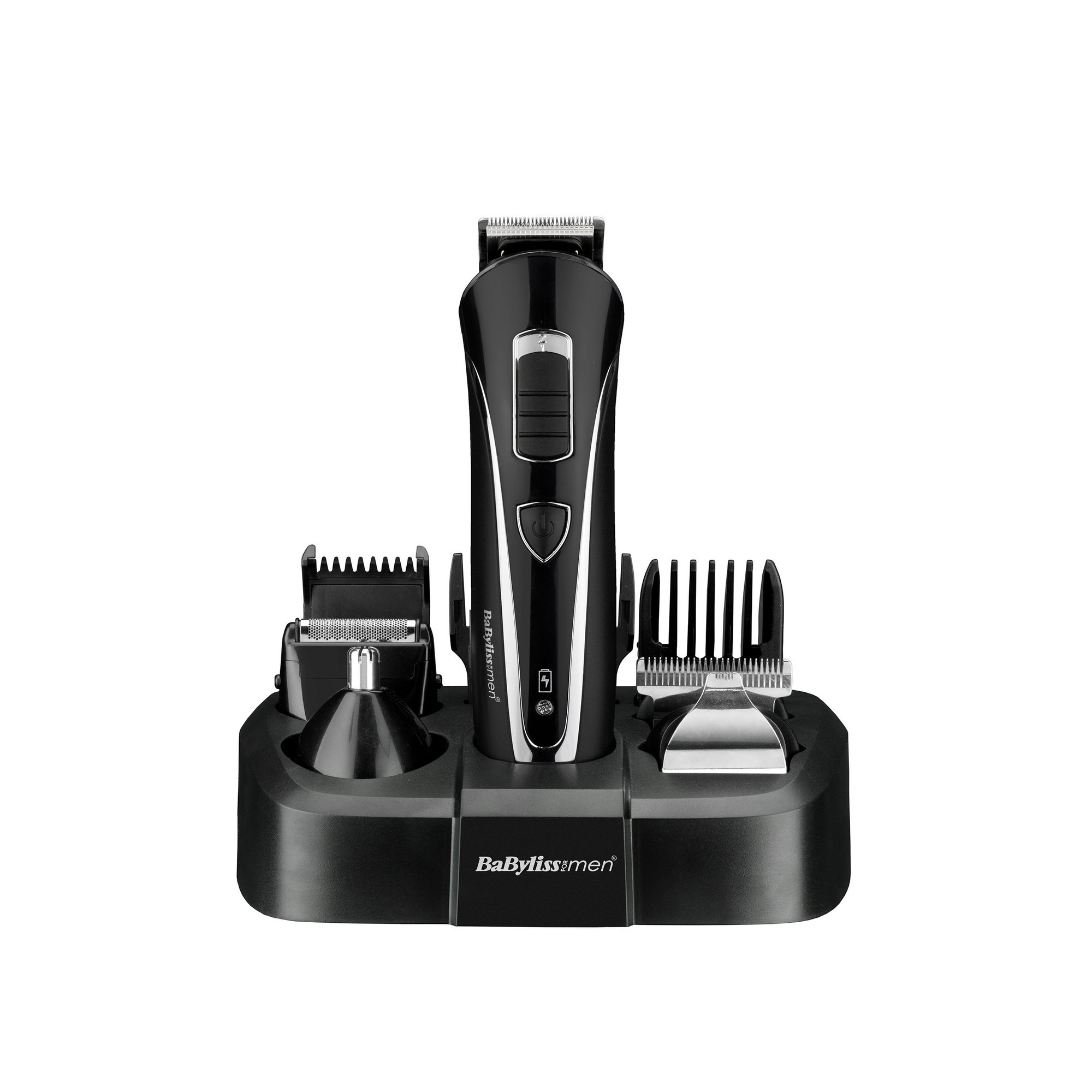 Image of BaByliss Carbon Steel Trimmer Kit