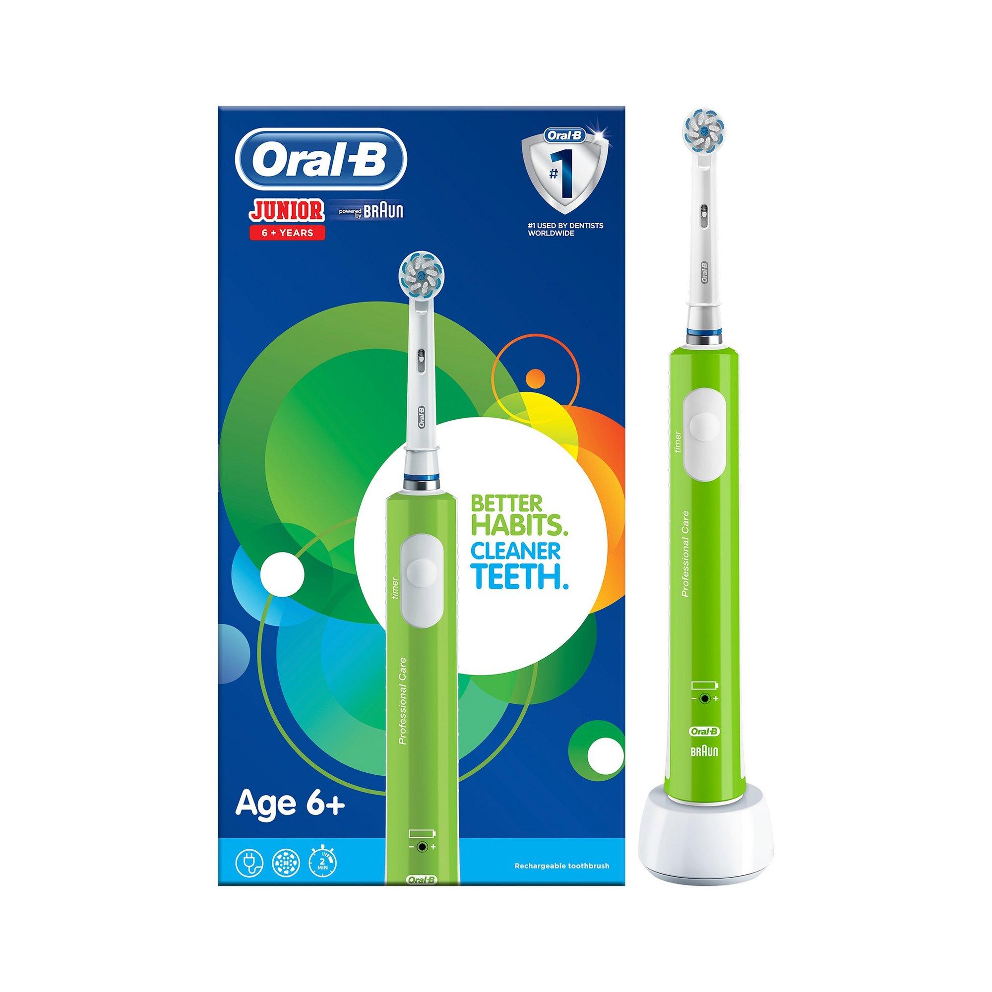 Image of Oral B Junior Toothbrush