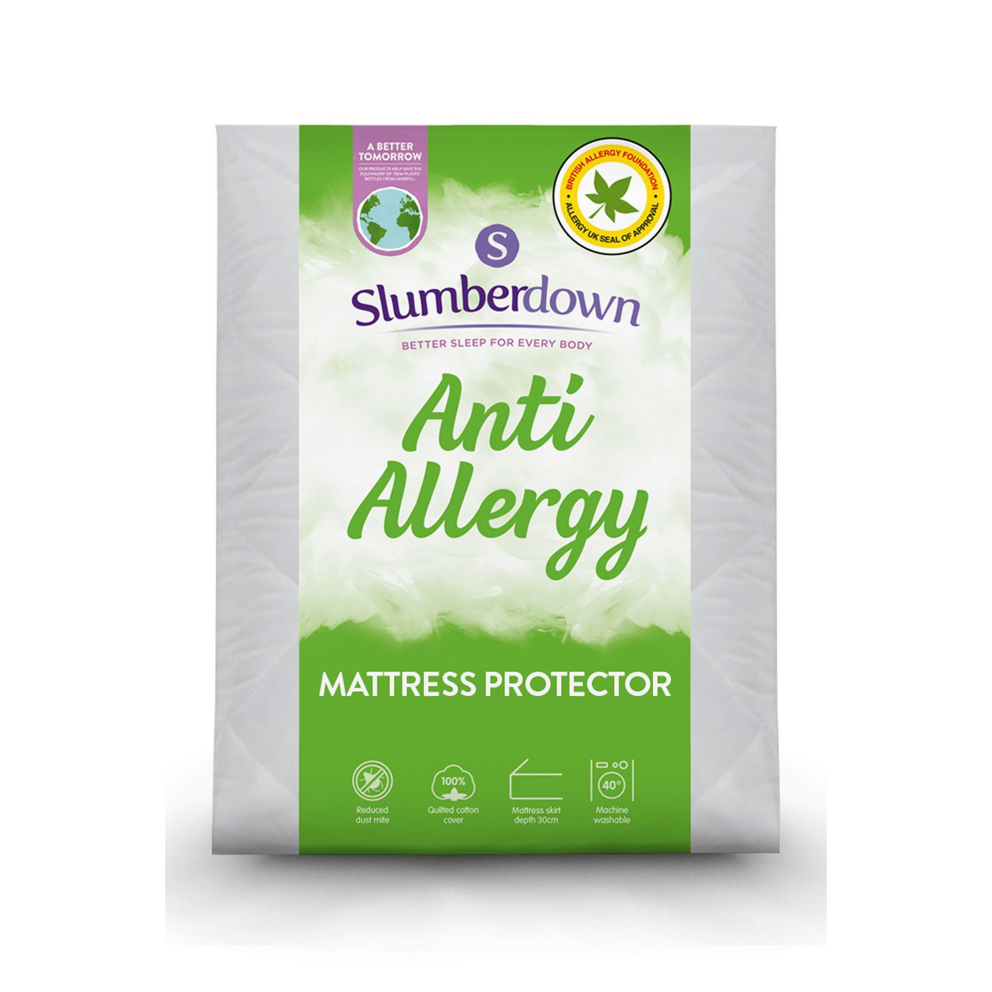 Image of Anti Allergy Mattress Protector