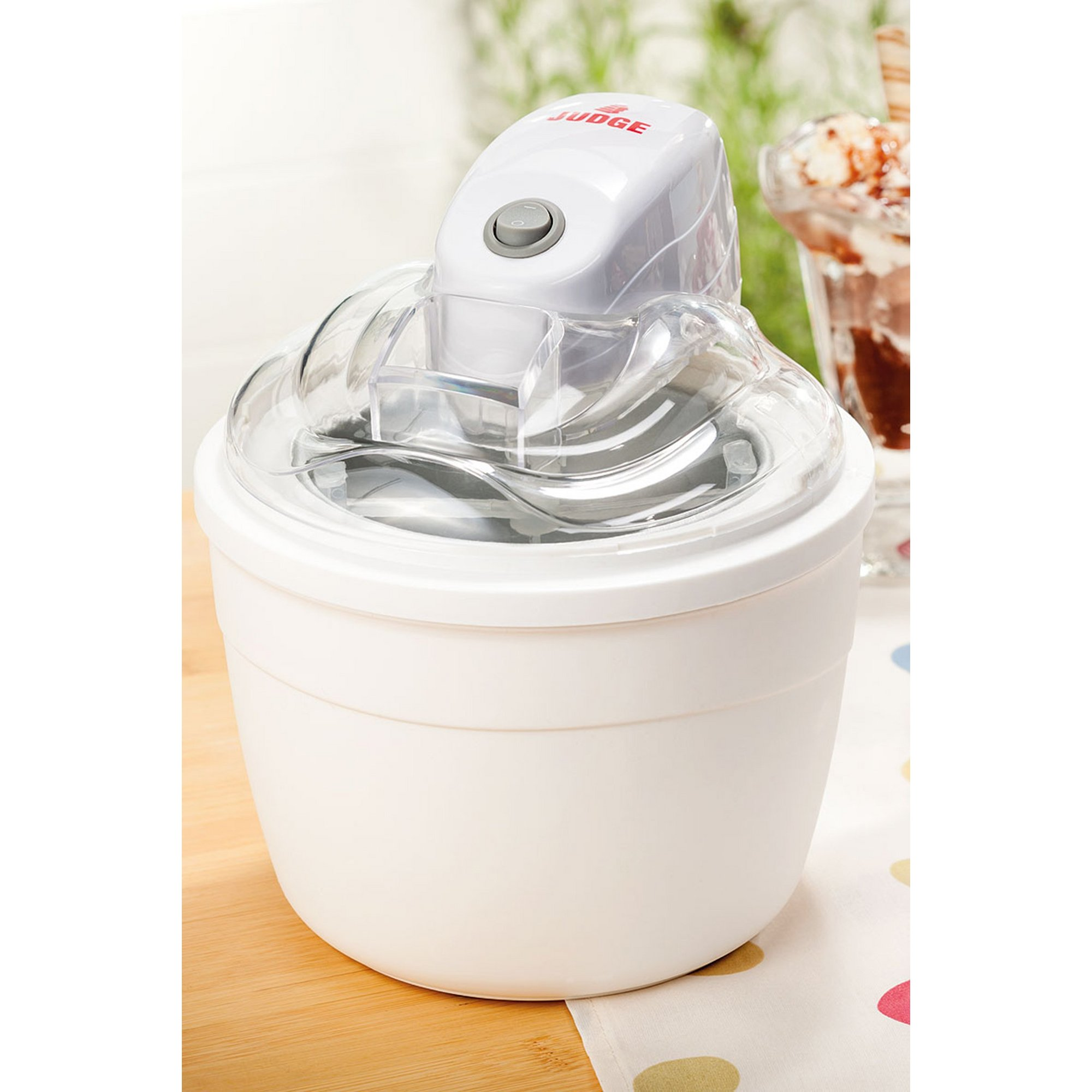Image of Judge 1.5L Ice Cream Maker