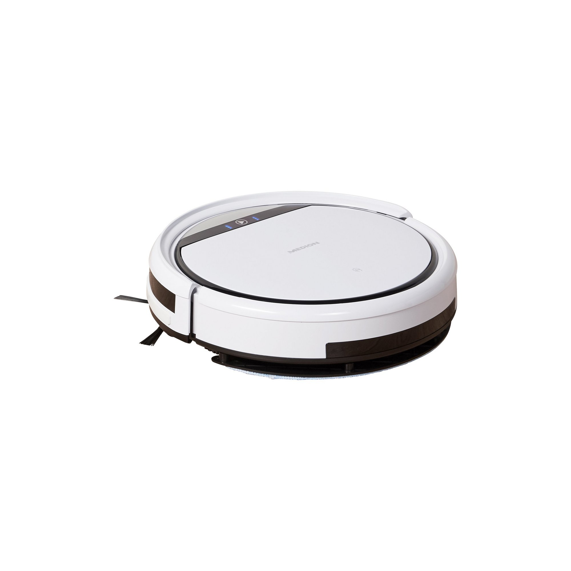 Image of Medion MD 19510 Robot Vacuum cleaner with Wet Mopping Function