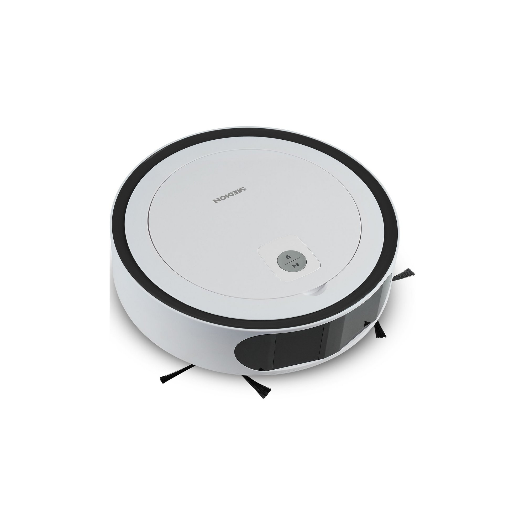 Image of Medion MD 18871 Robot Vacuum Cleaner with App and Alexa Control