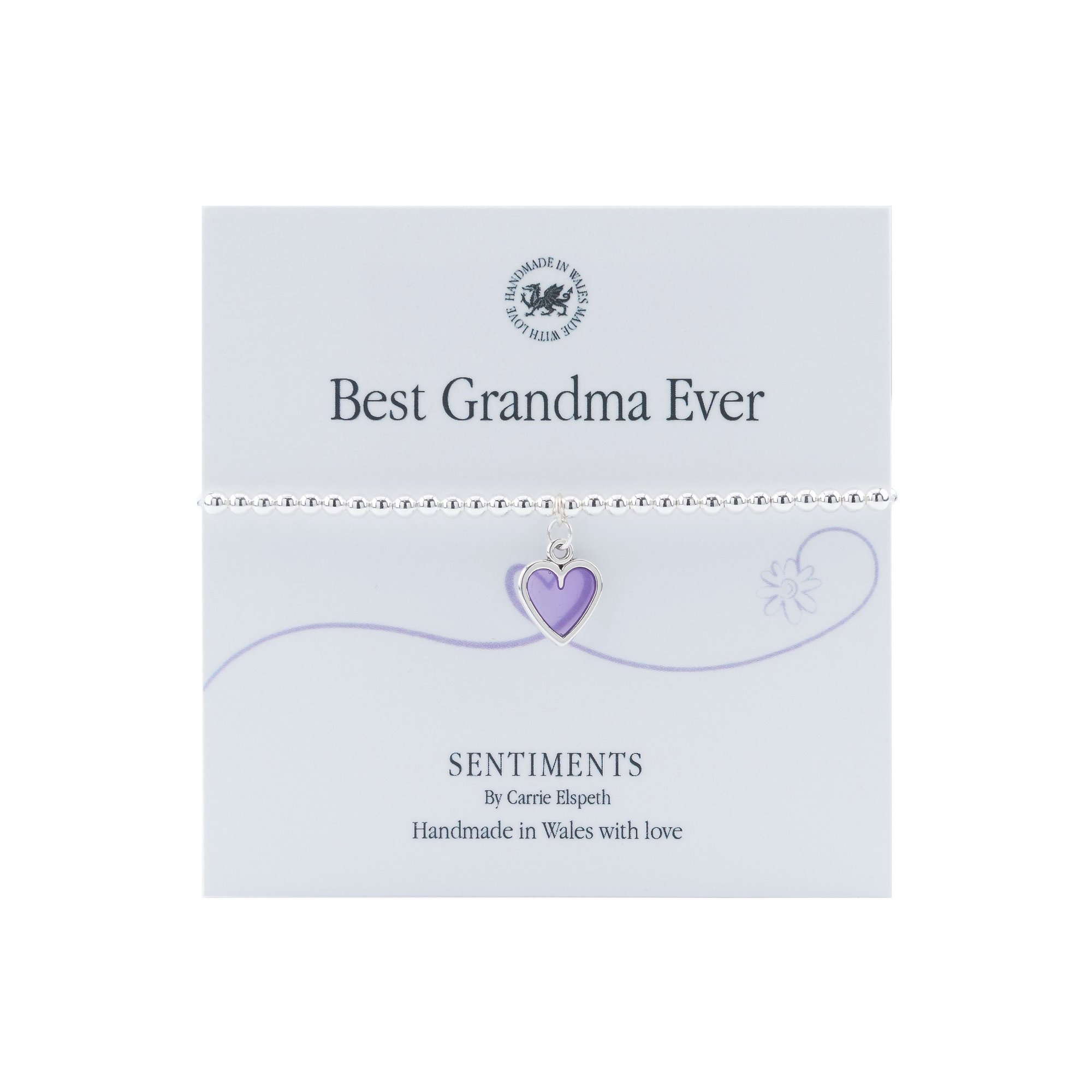 Image of Best Grandma Ever Bracelet