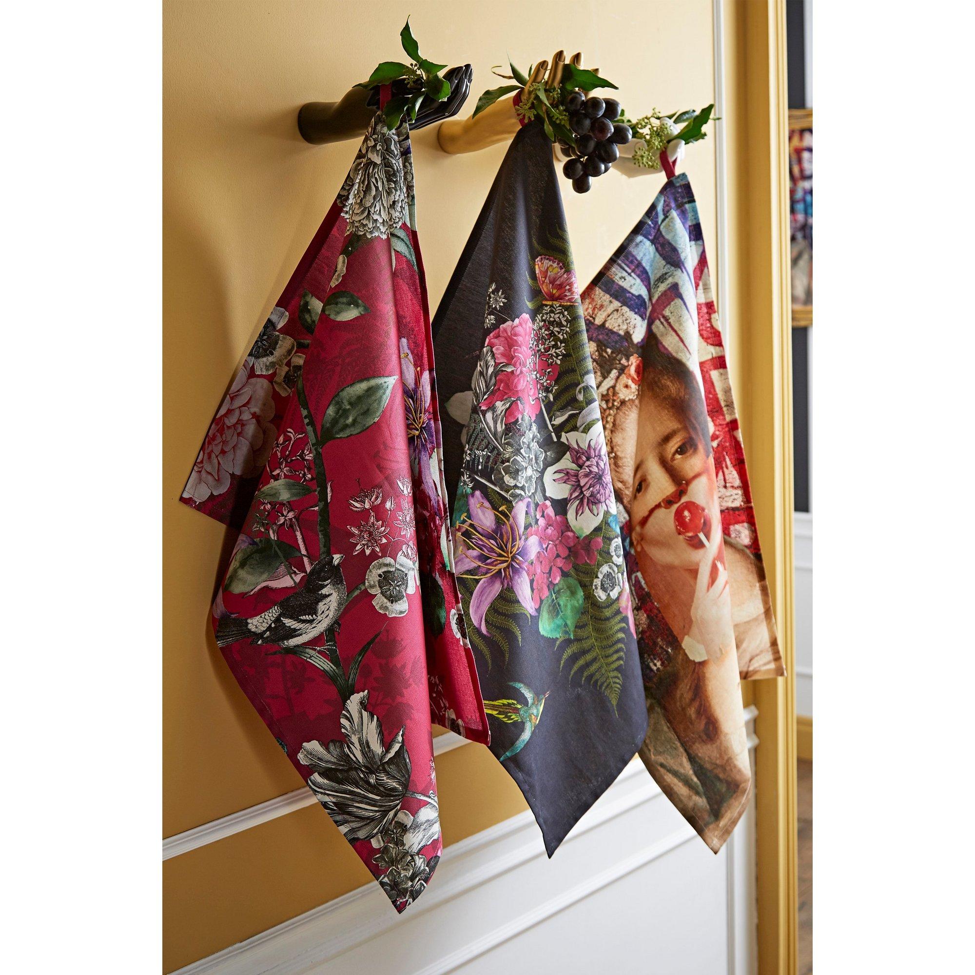 Image of Joe Brown History Clash Set of 3 Tea Towels