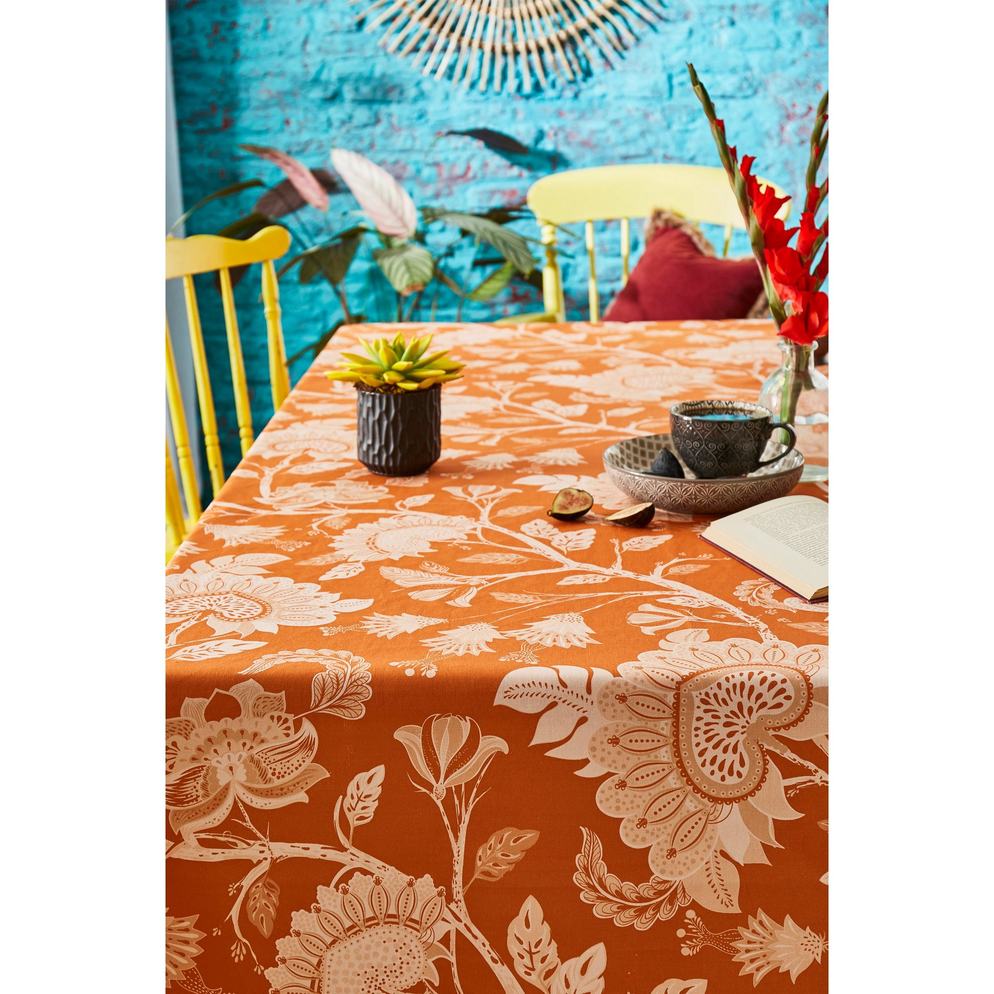 Image of Joe Brown Escape to Africa Tablecloth