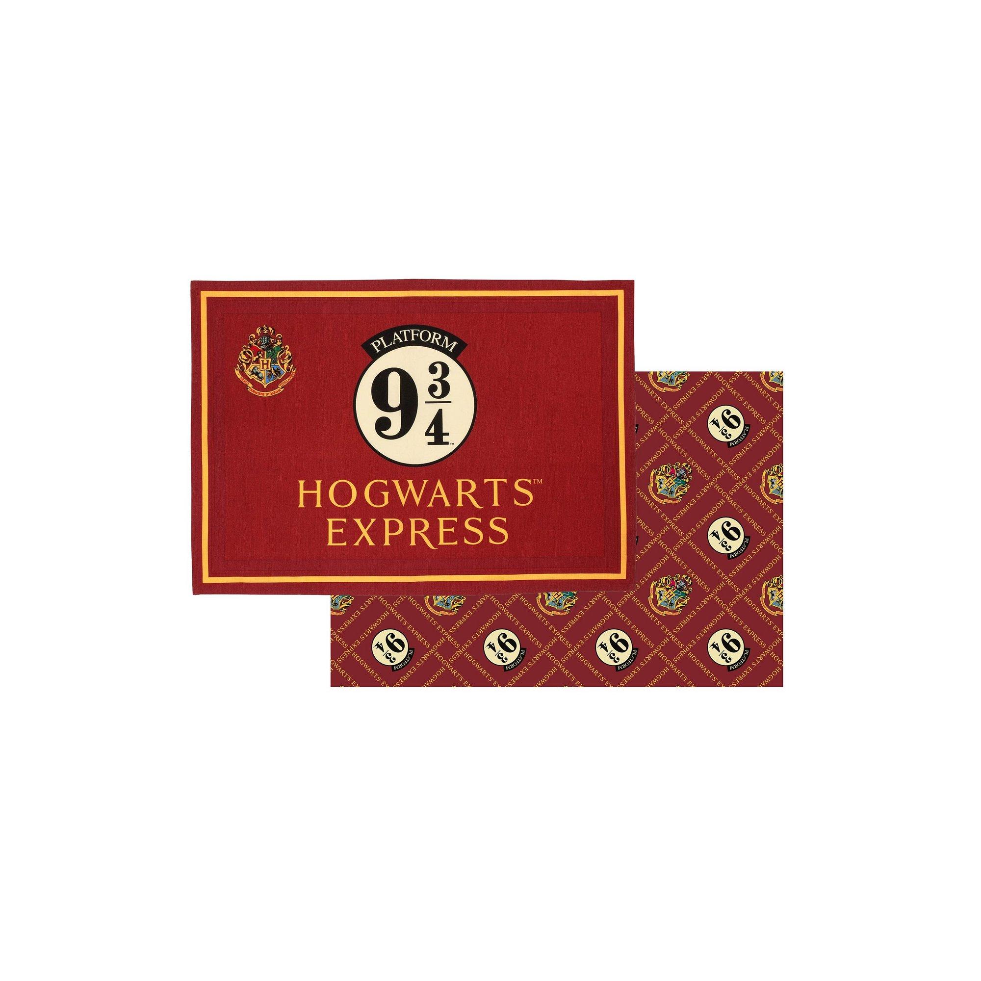 Image of Pack of 2 Harry Potter Platform 9 3/4 Tea Towels