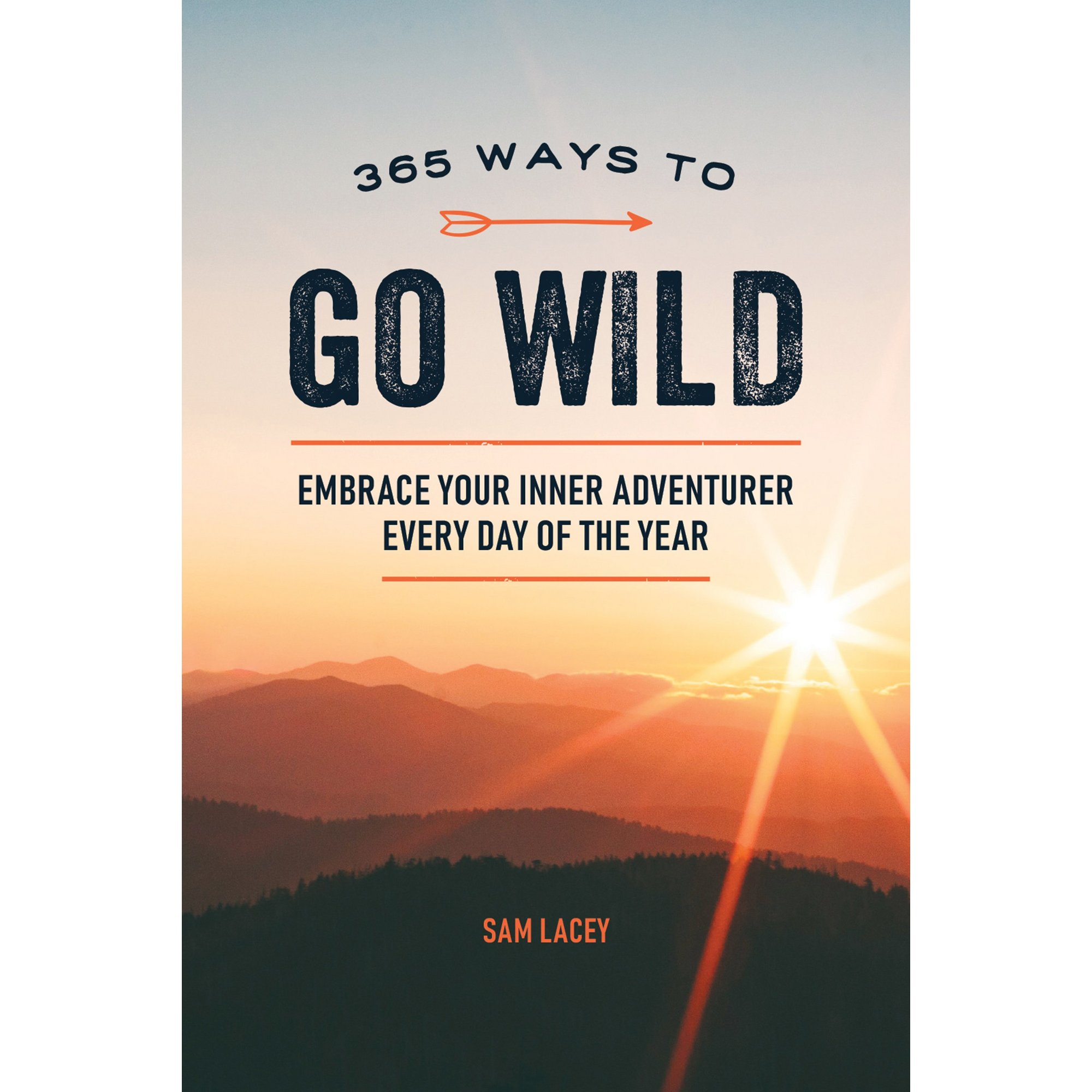 Image of 365 Ways to Go Wild Book