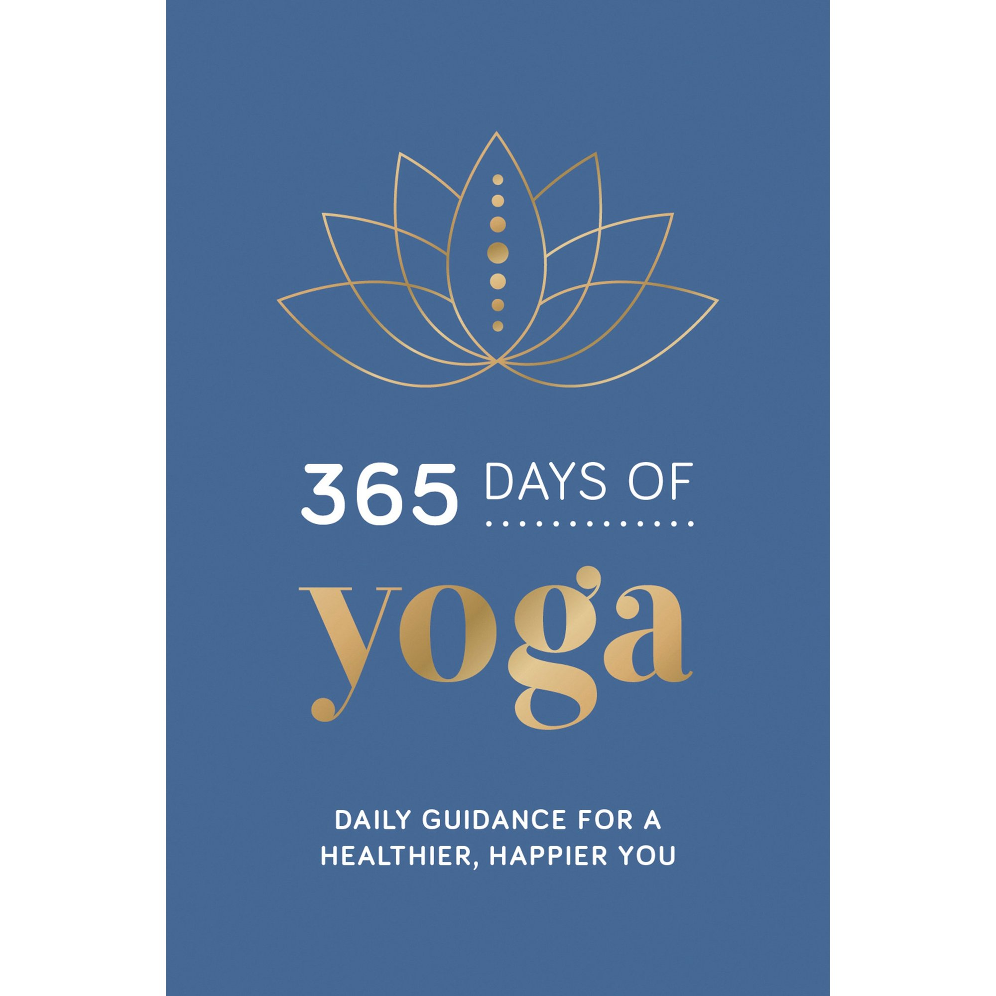 Image of 365 Days of Yoga Book