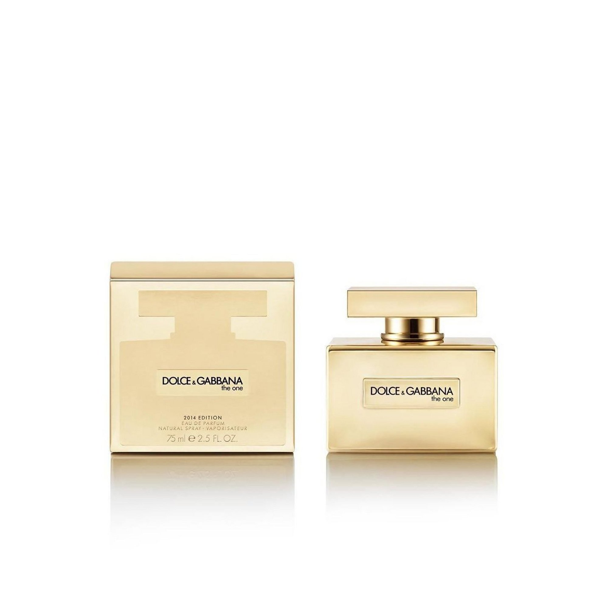Image of Dolce and Gabanna The One Gold 75ml EDP