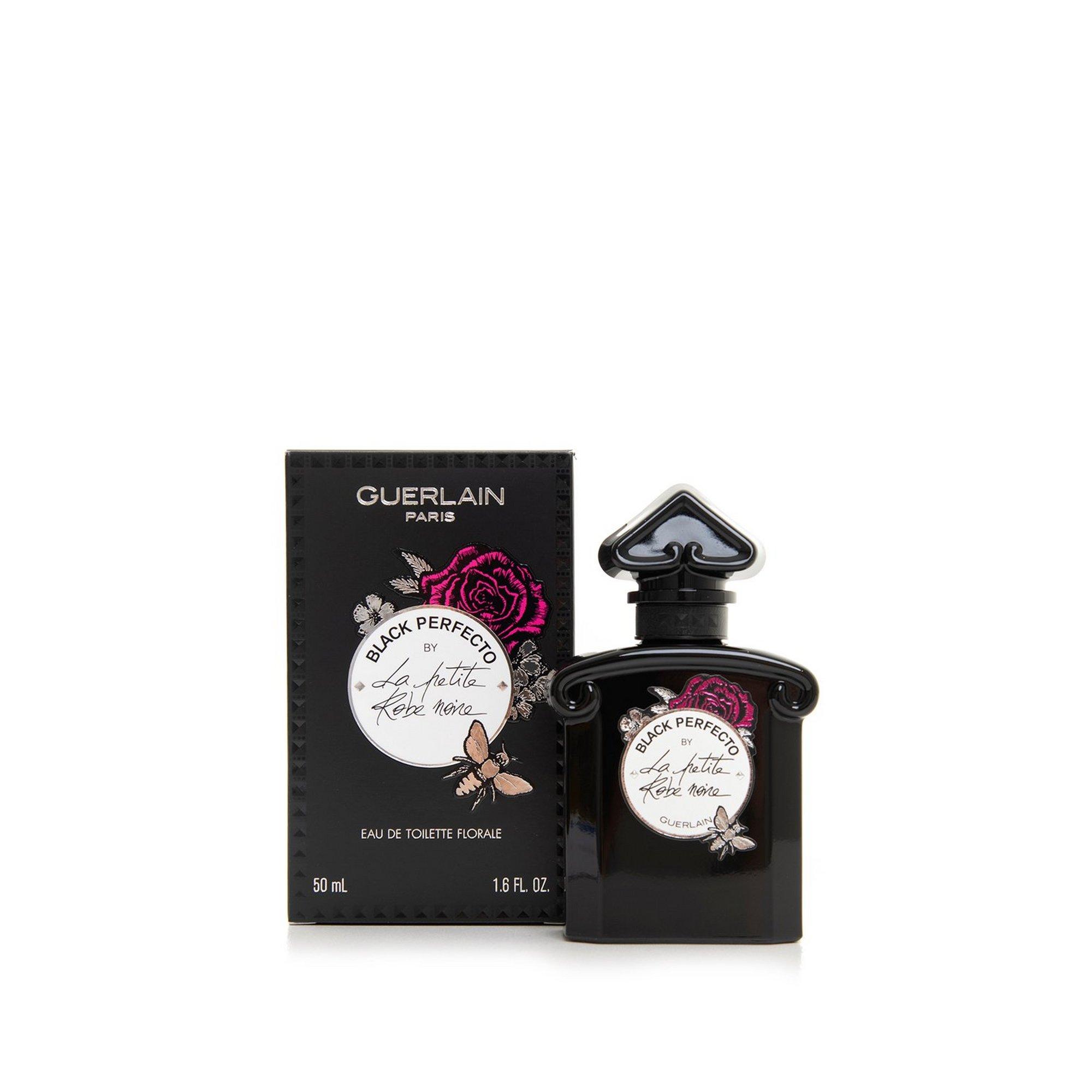 Image of Guerlain La Petite Robe Noir Black Perfecto Florale 50ml EDT