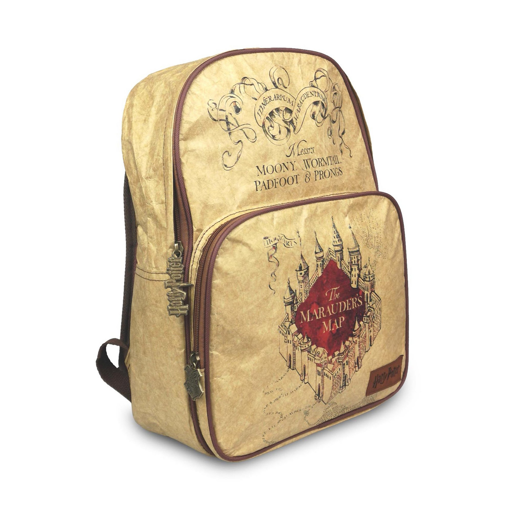 Image of Marauders Map Harry Potter Backpack