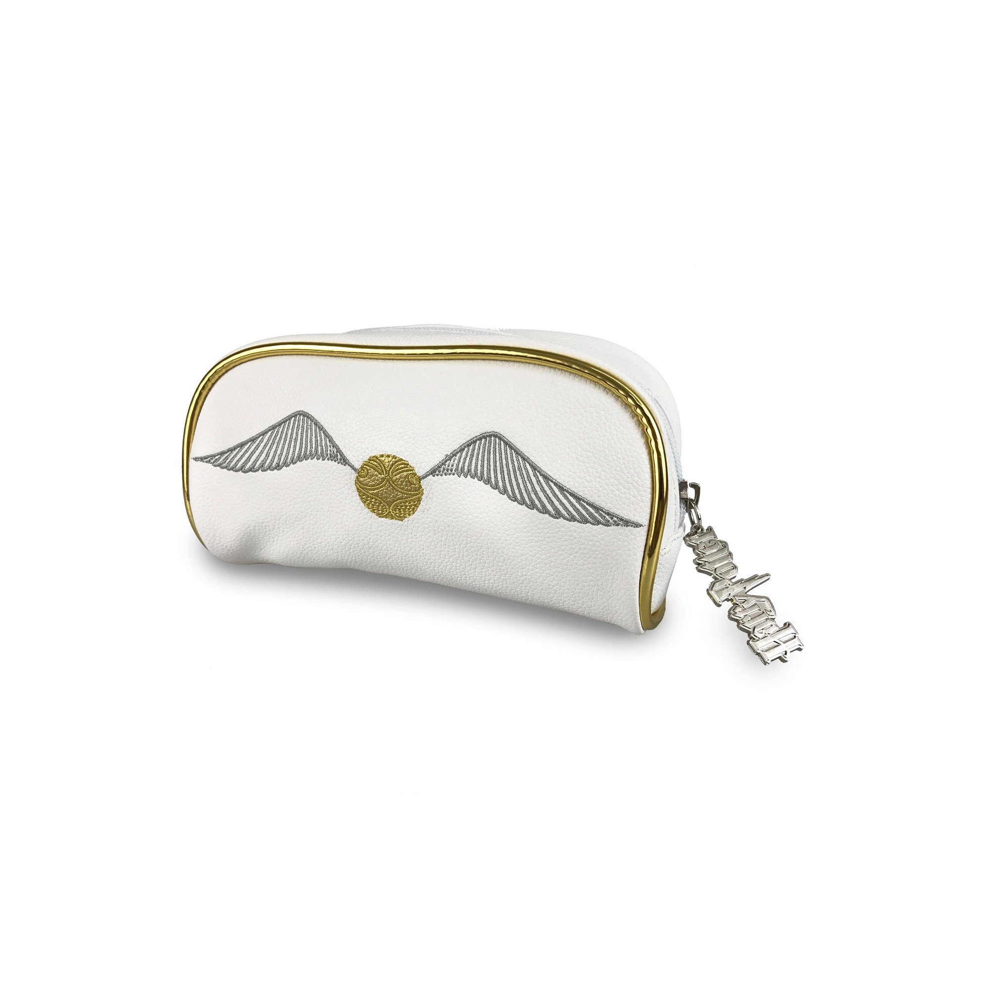 Image of Golden Snitch Harry Potter Cosmetic Bag