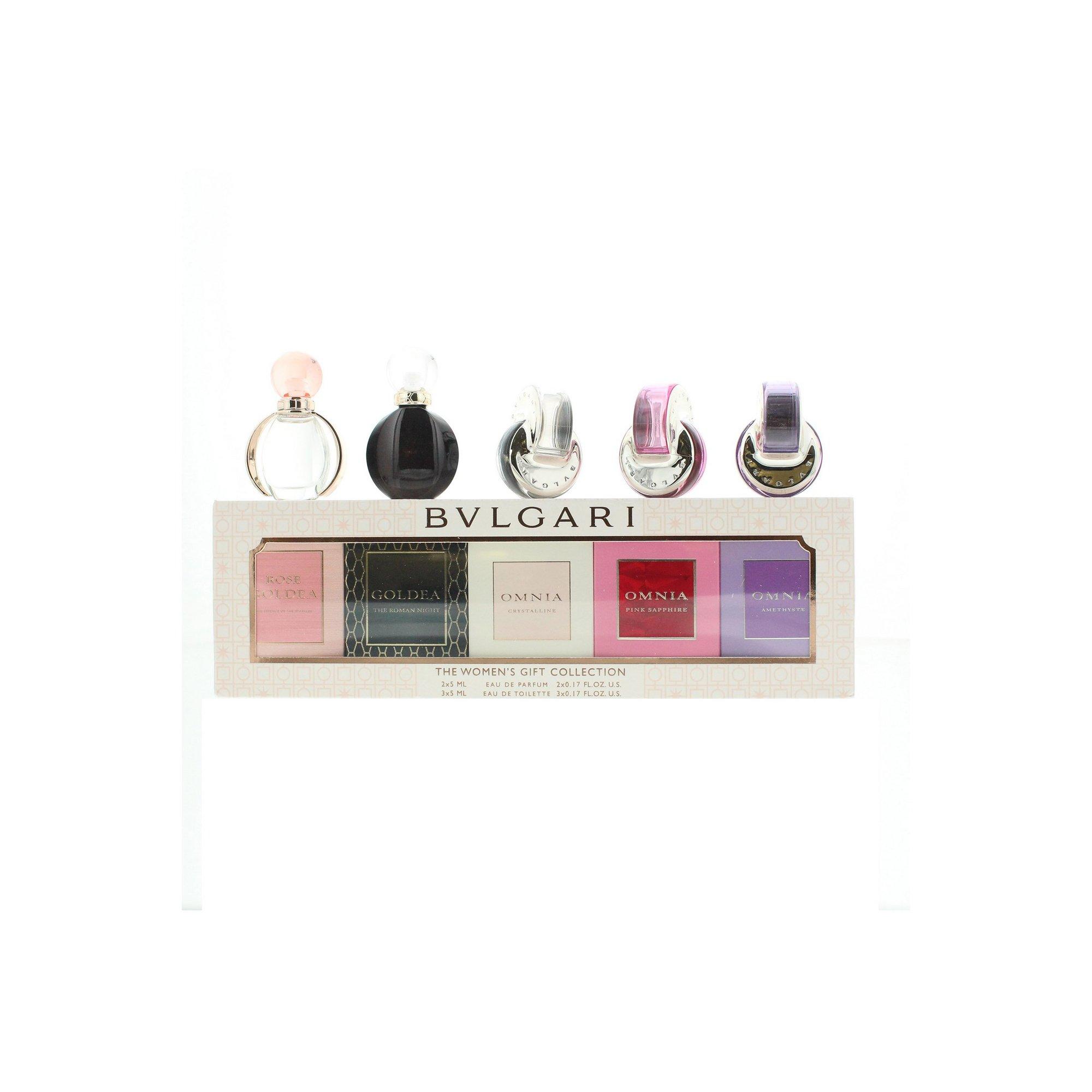 Image of Bvlgari Omnia Miniature Fragrance Gift Set