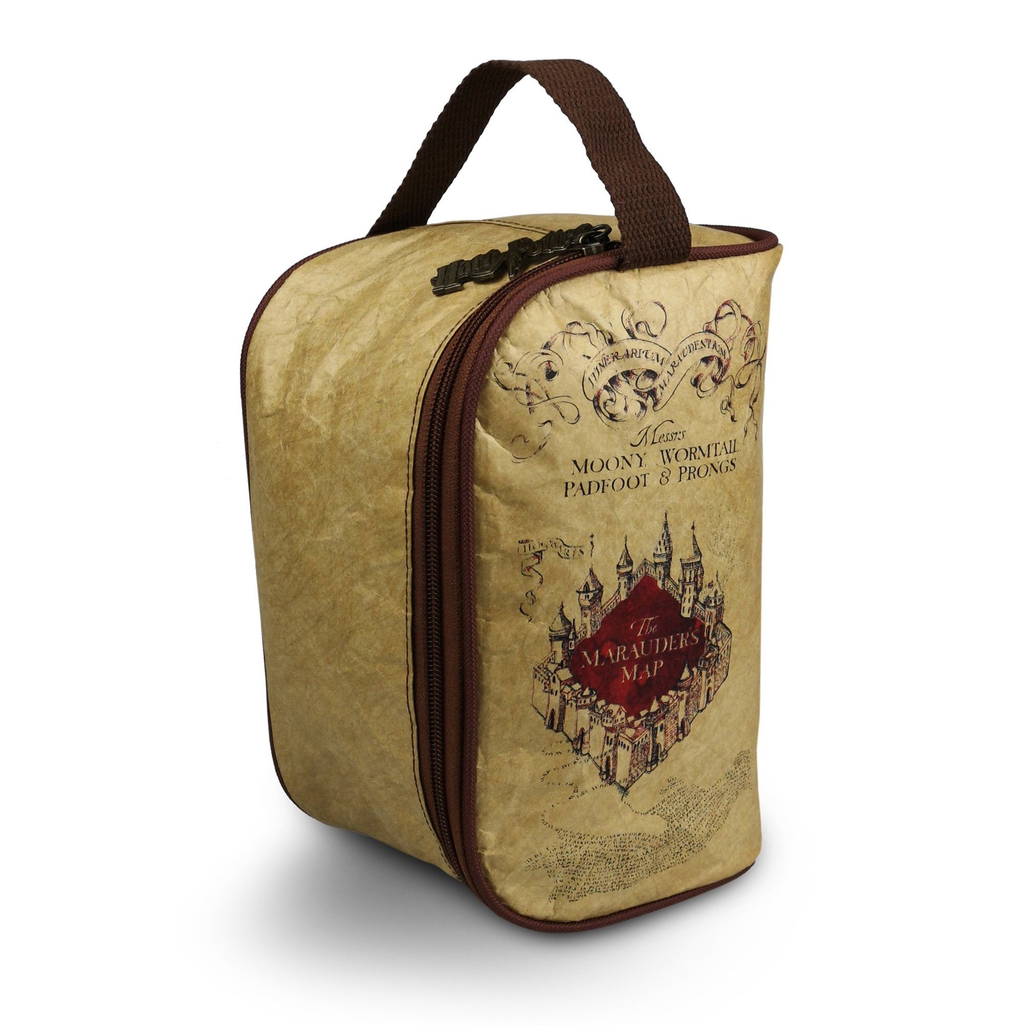 Image of Harry Potter Marauders Map Wash Bag