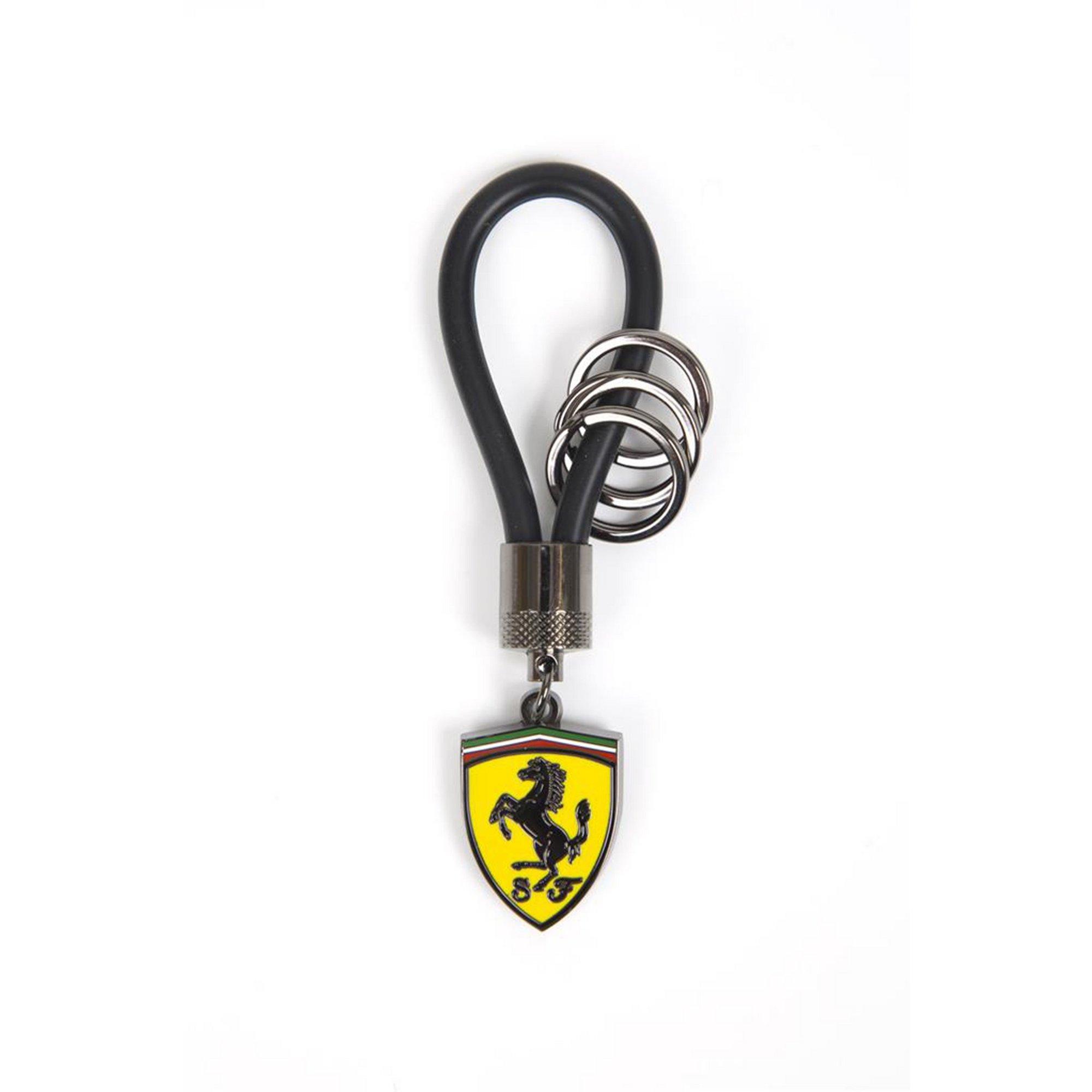 Image of Ferrari F1 Rubber Strap Keyring