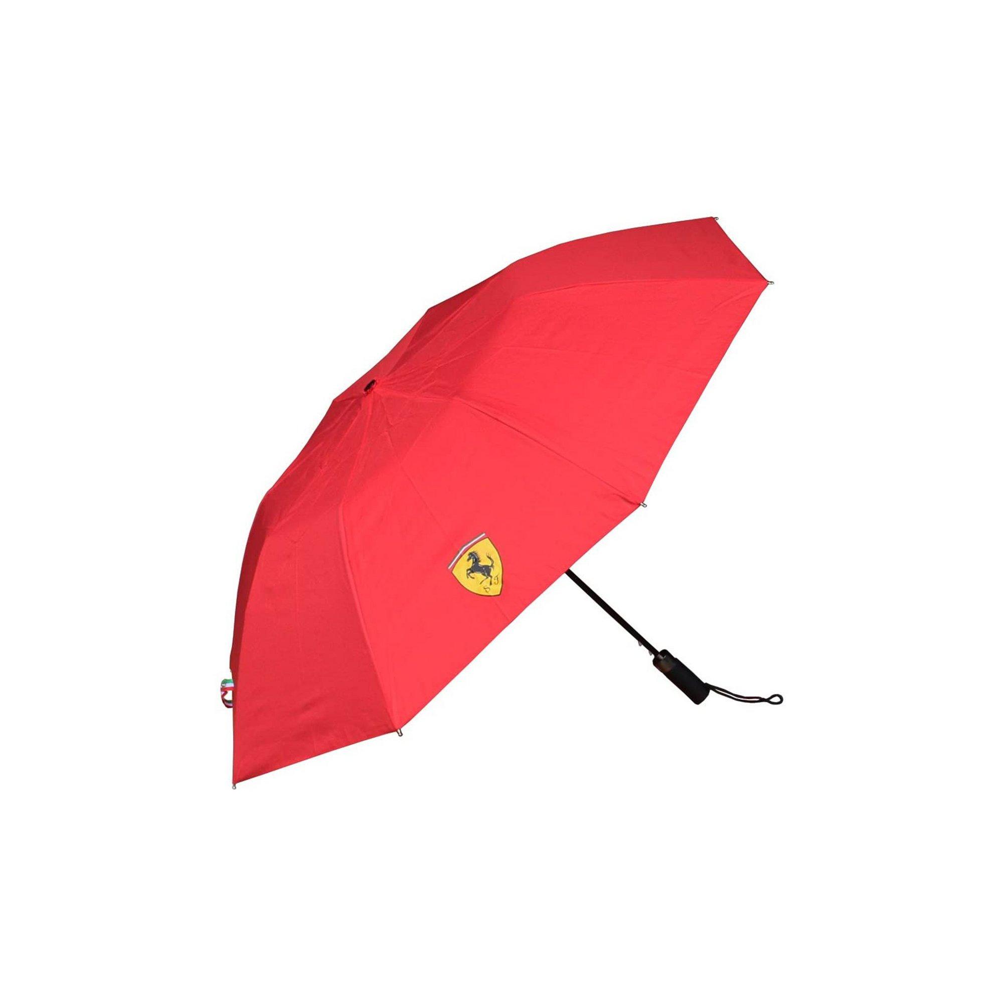 Image of Ferrari F1 Compact Red Umbrella