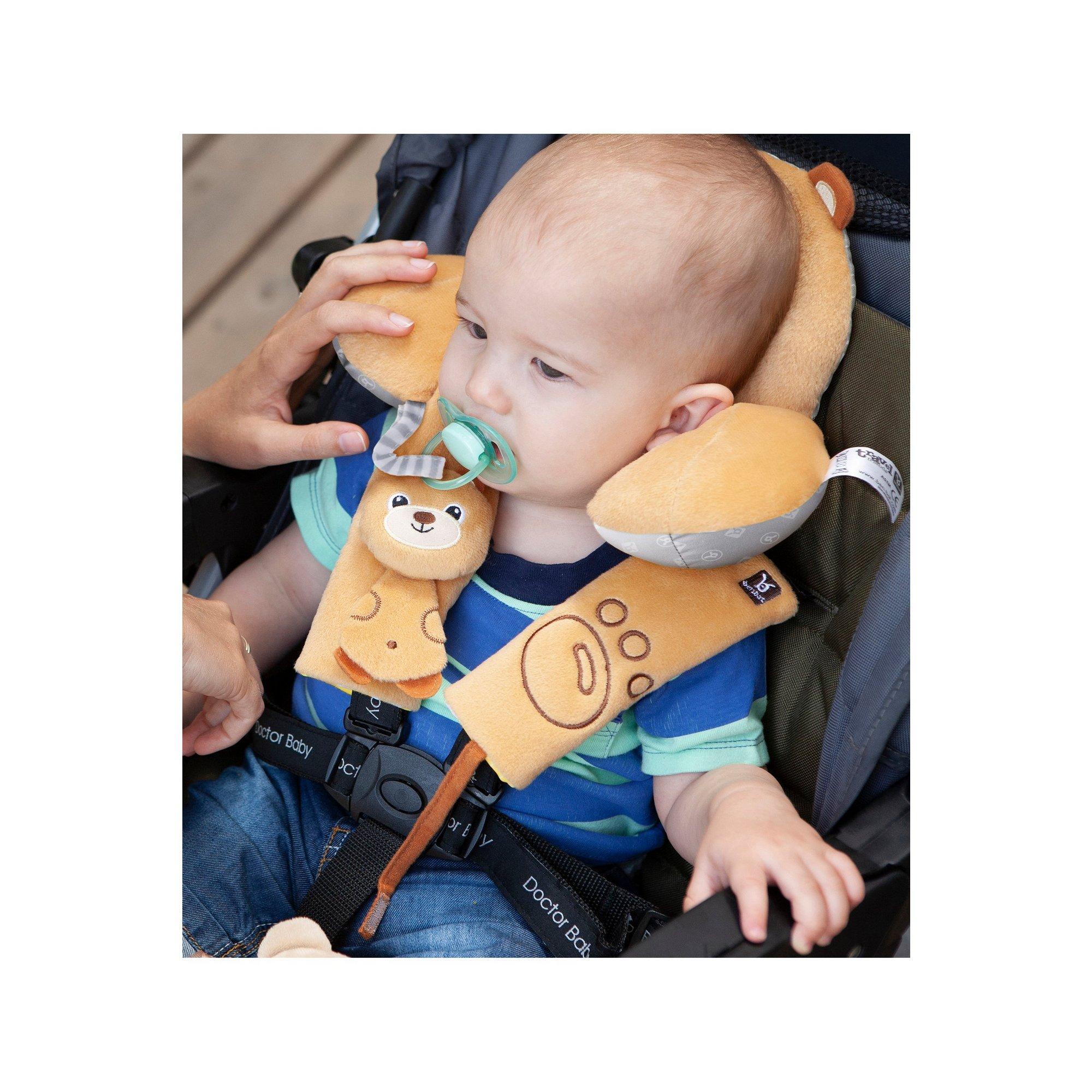Image of BenBat Bear Headrest (0-12 Months)