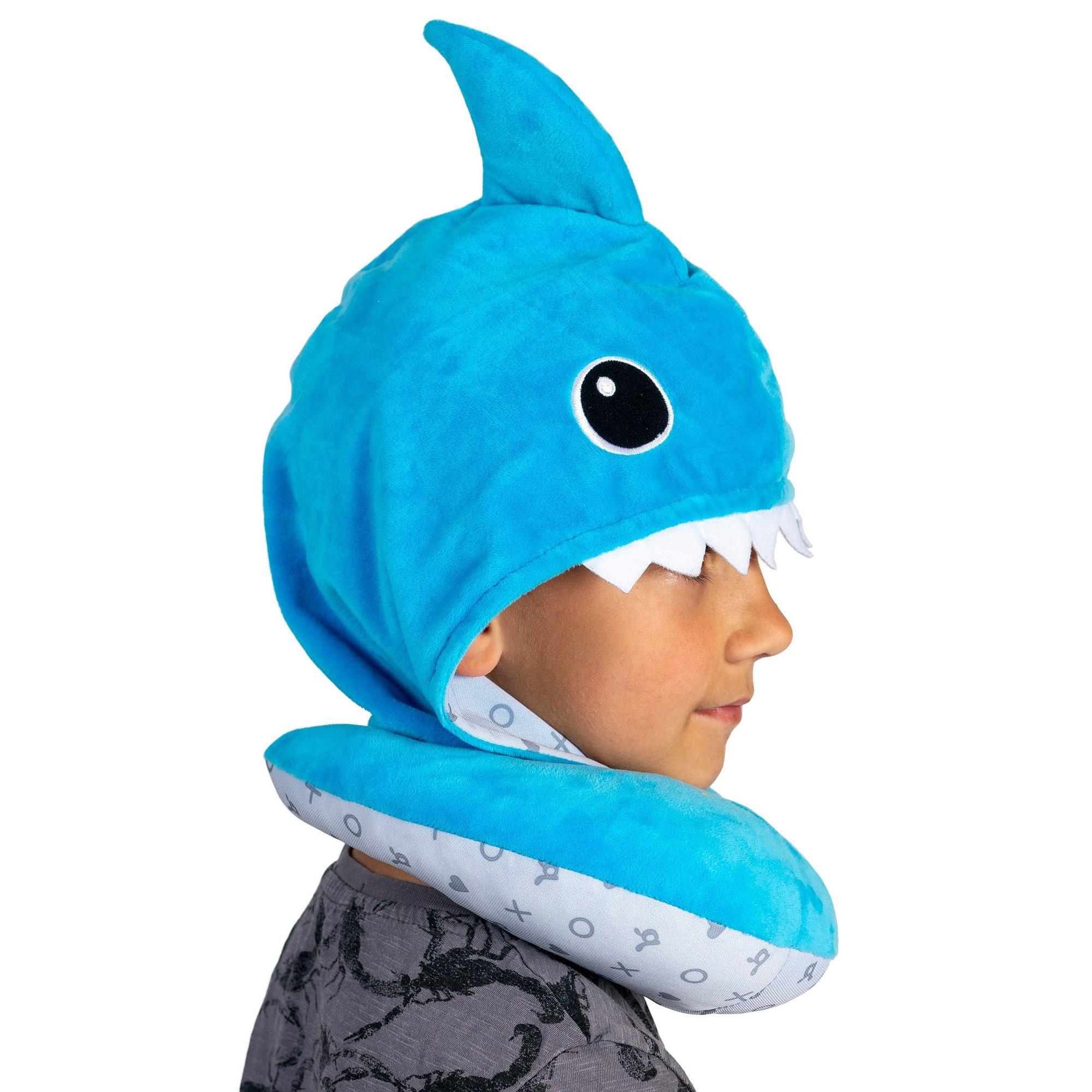 Image of Benbat Shark Neck Support with Hood (4+)