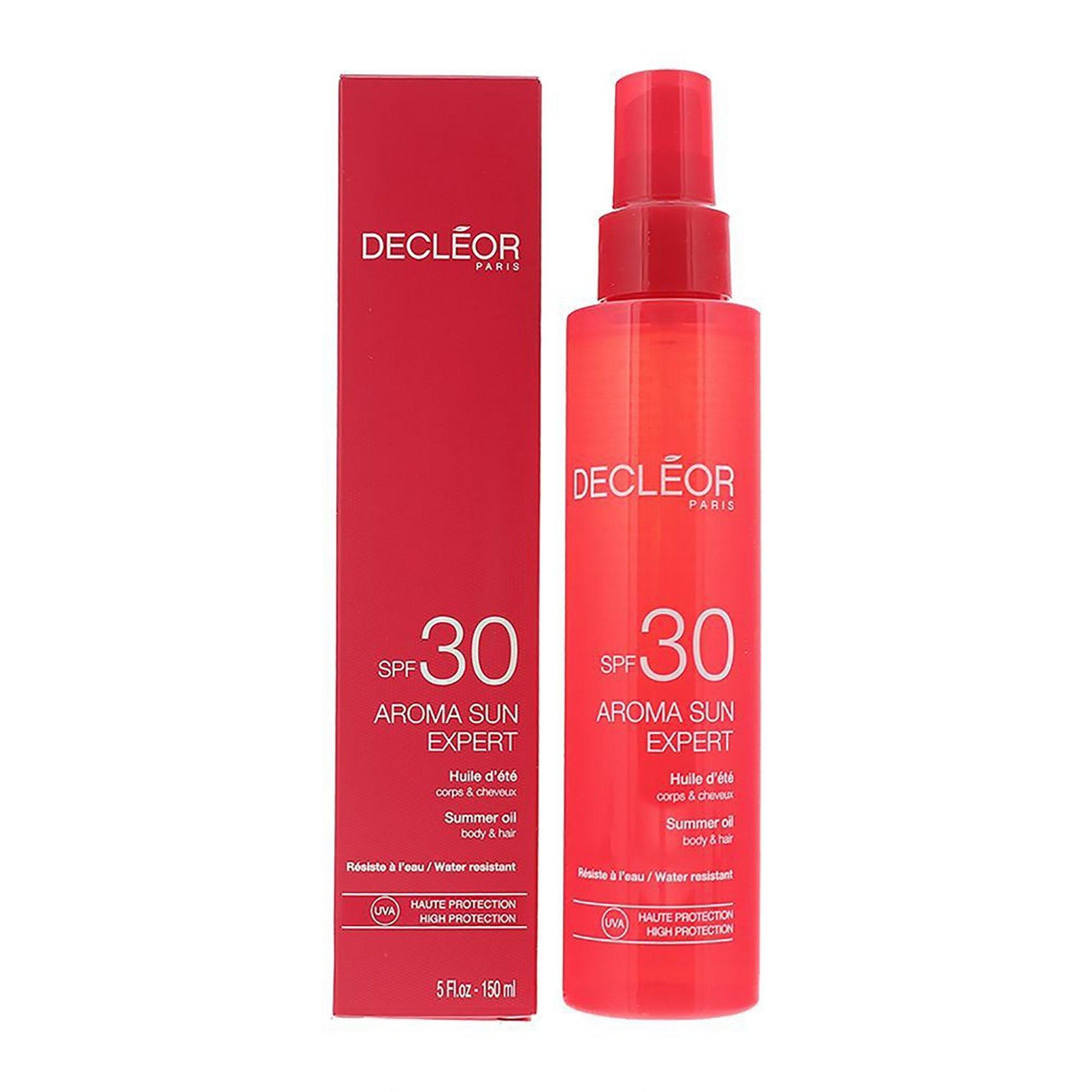 Image of Decleor Aroma Sun Expert Summer Oil SPF30 150ml