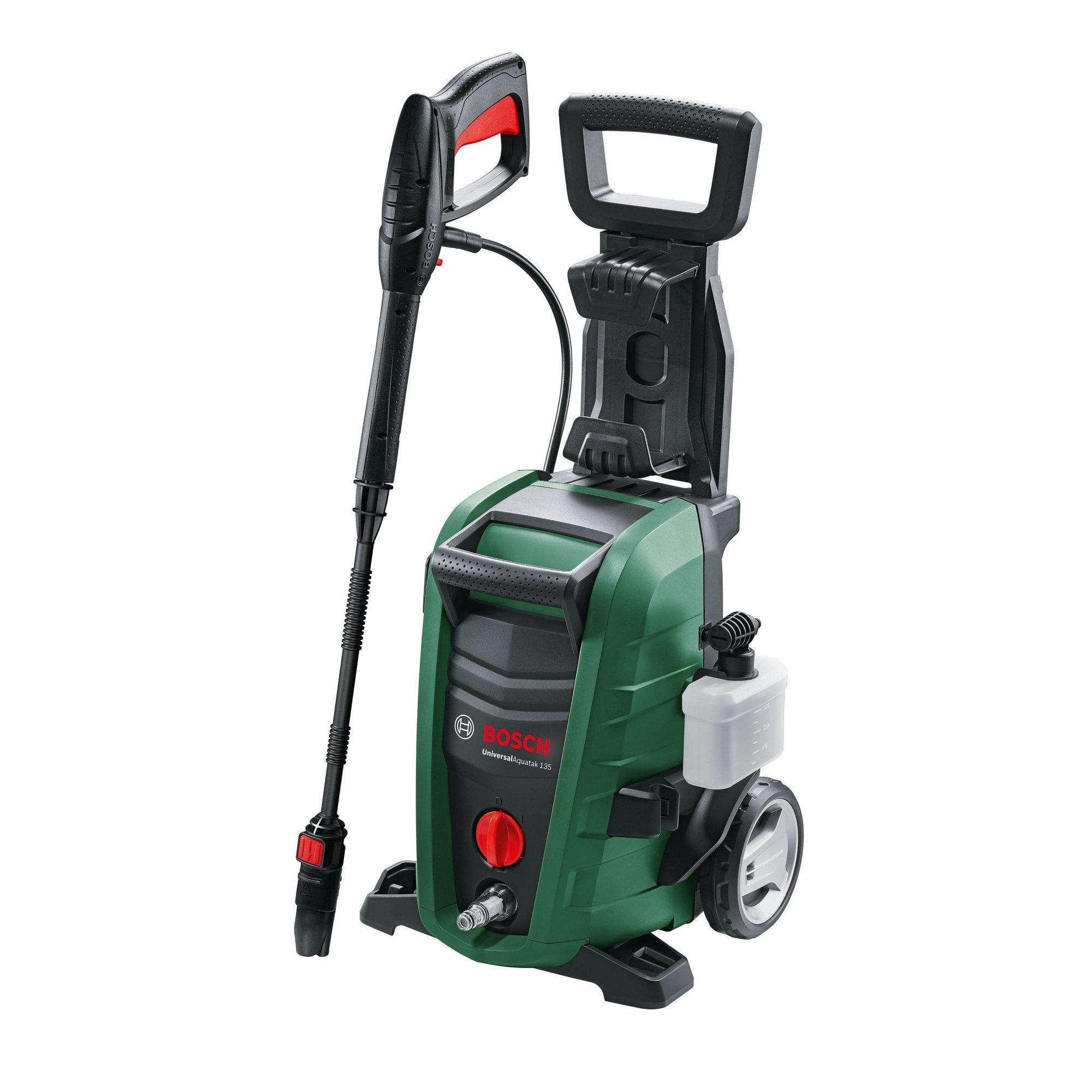 Image of Bosch Universal Aquatak 135 Electric Pressure Washer