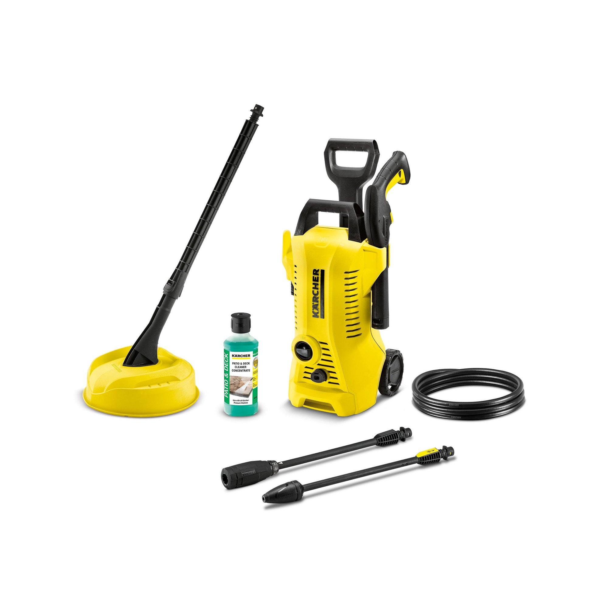Image of Karcher K2 Power Control Home Pressure Washer