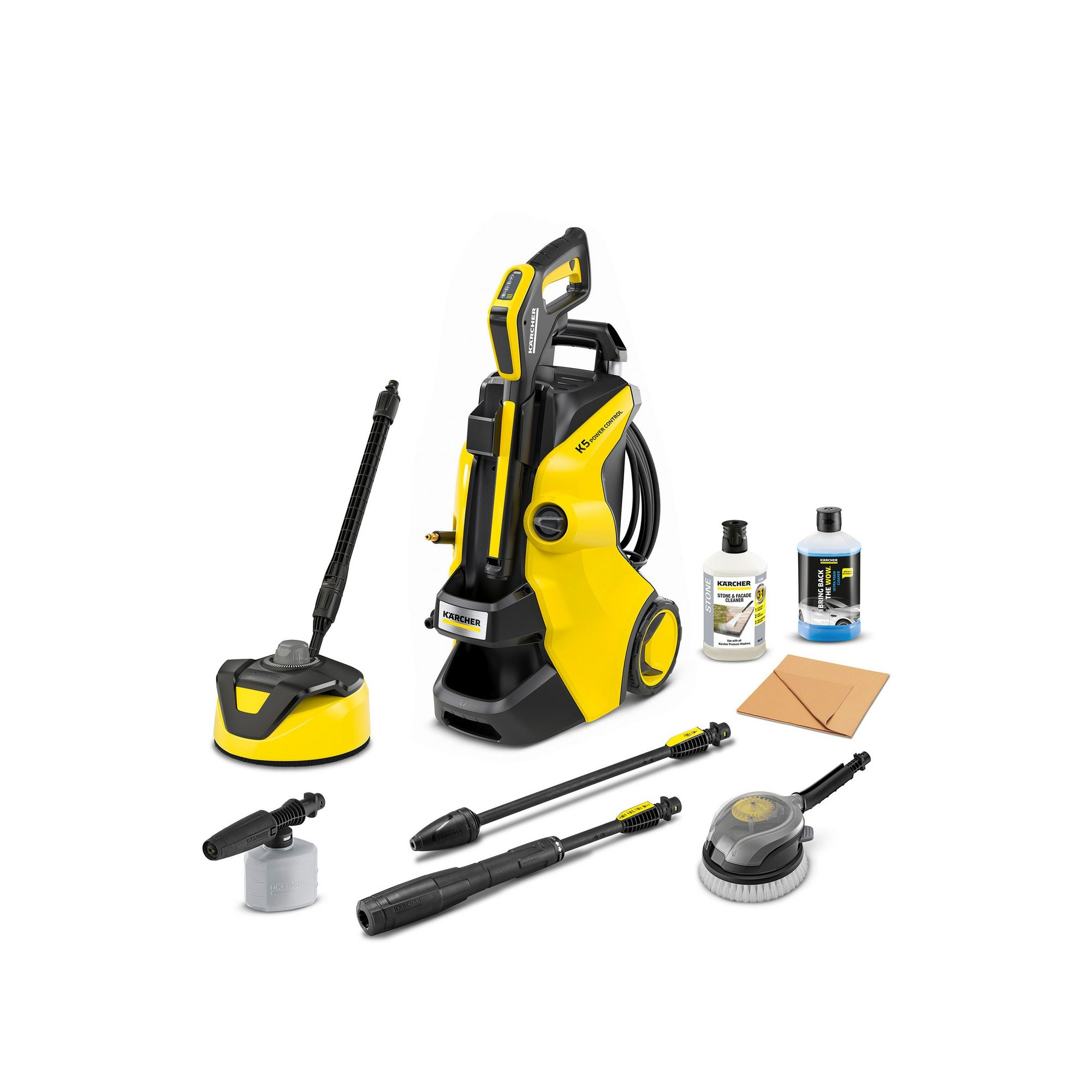 Image of Karcher K5 Power Control Car and Home Pressure Washer