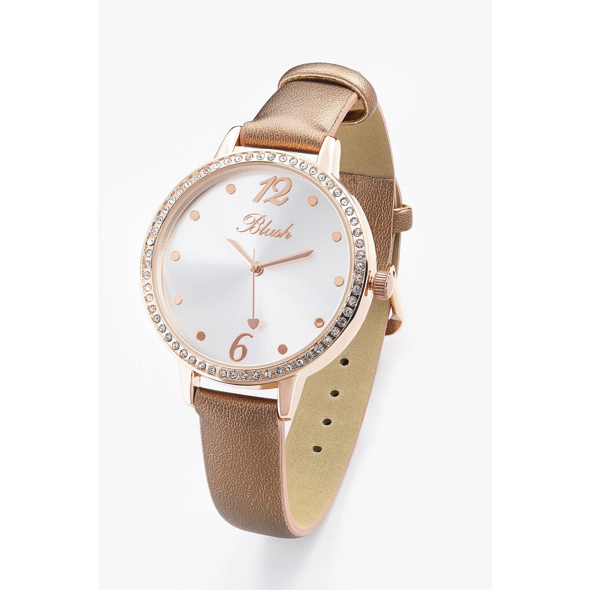 Image of Blush Strap Fashion Watch