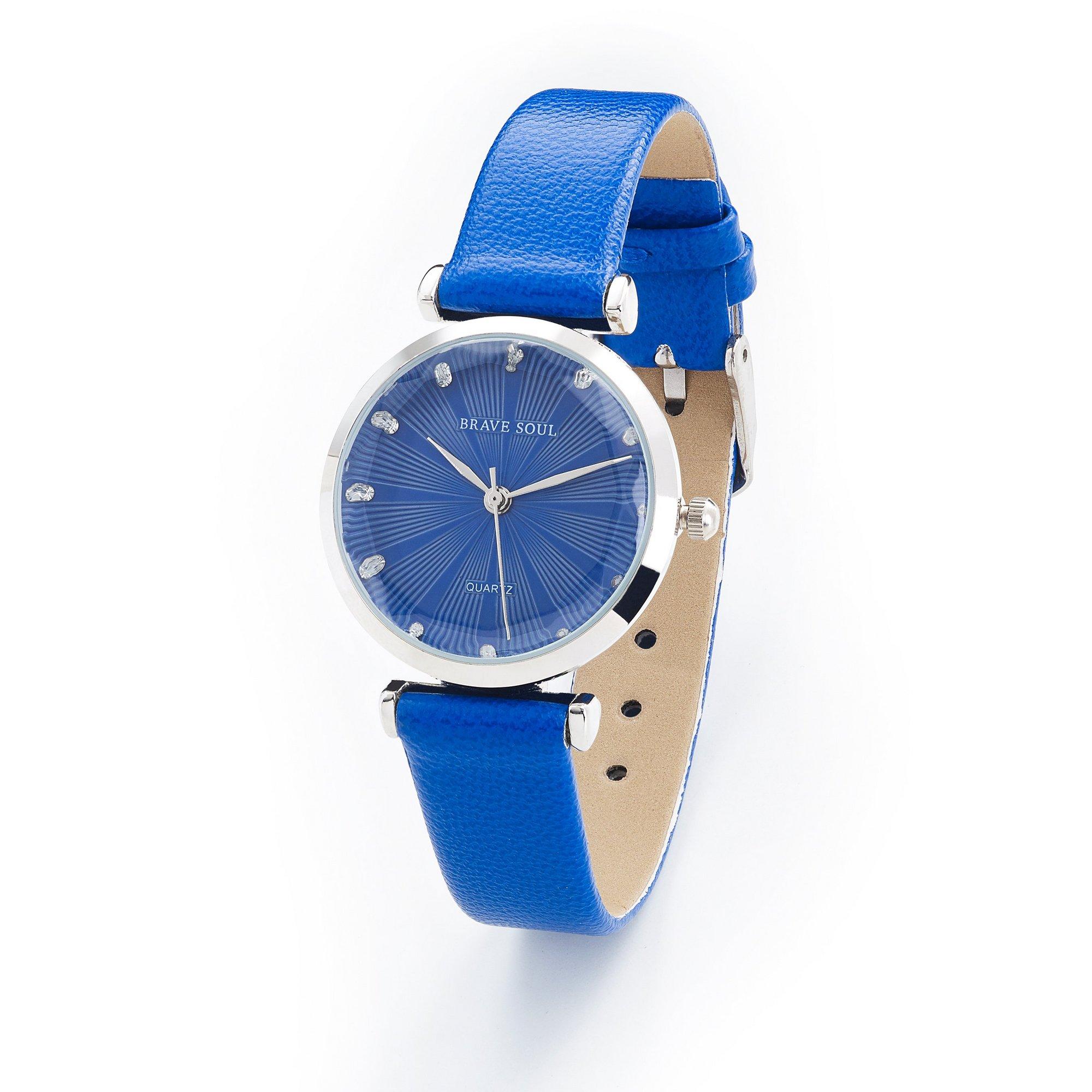 Image of Brave Soul Blue Strap Watch