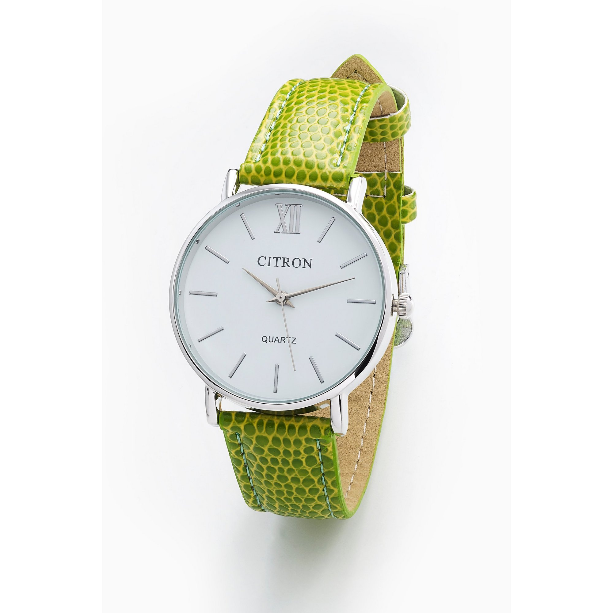 Image of Citron Green Strap Watch