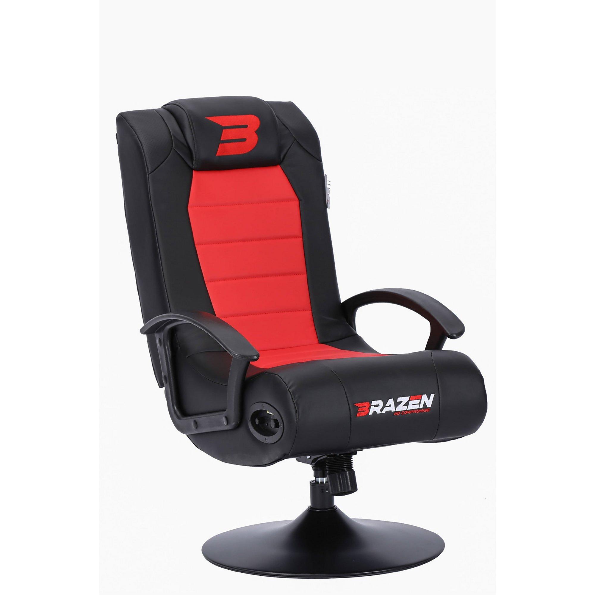 Image of BraZen Stag 2.1 Bluetooth Surround Sound Gaming Chair
