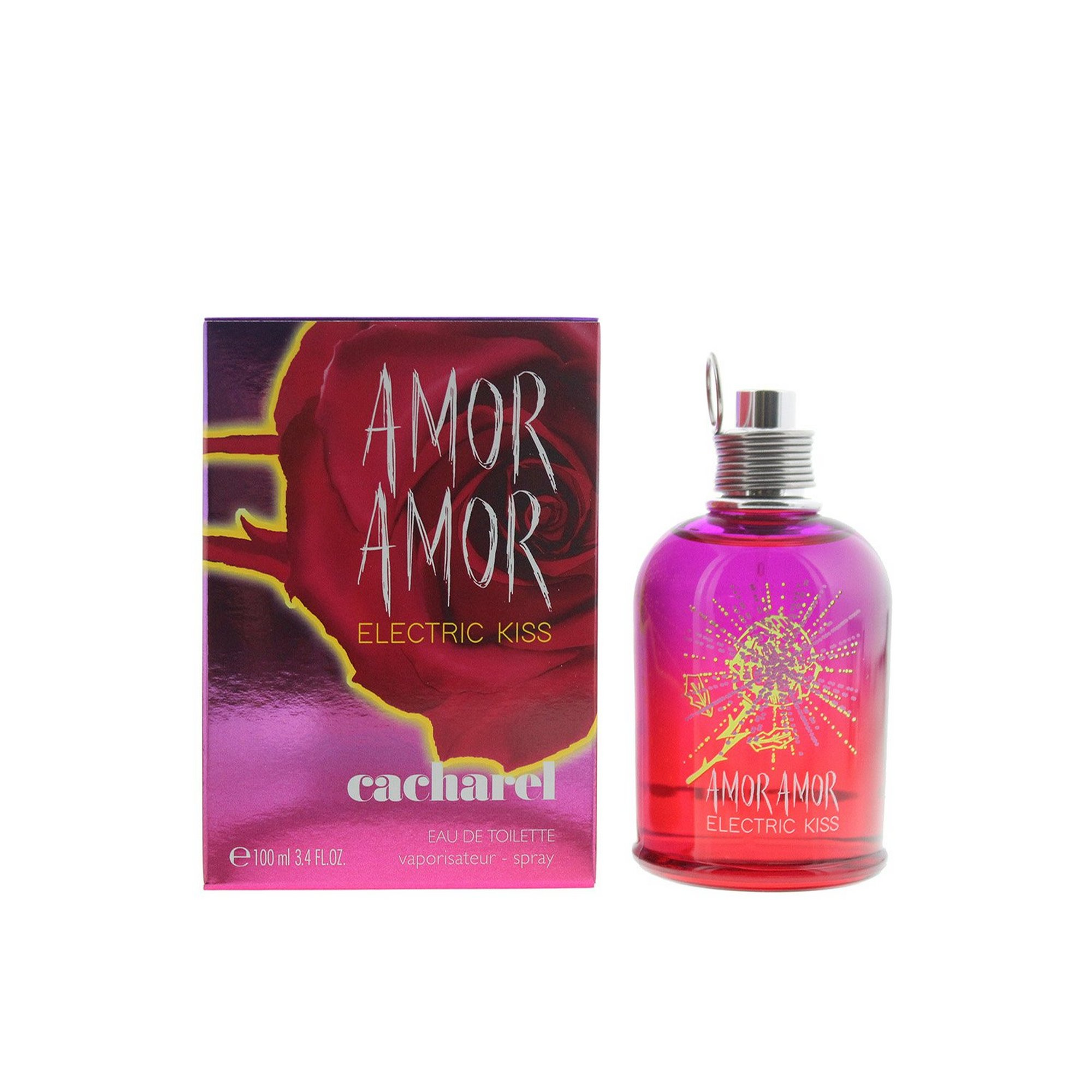 Image of Cacharel Amor Amor Electric Kiss 100ml EDT