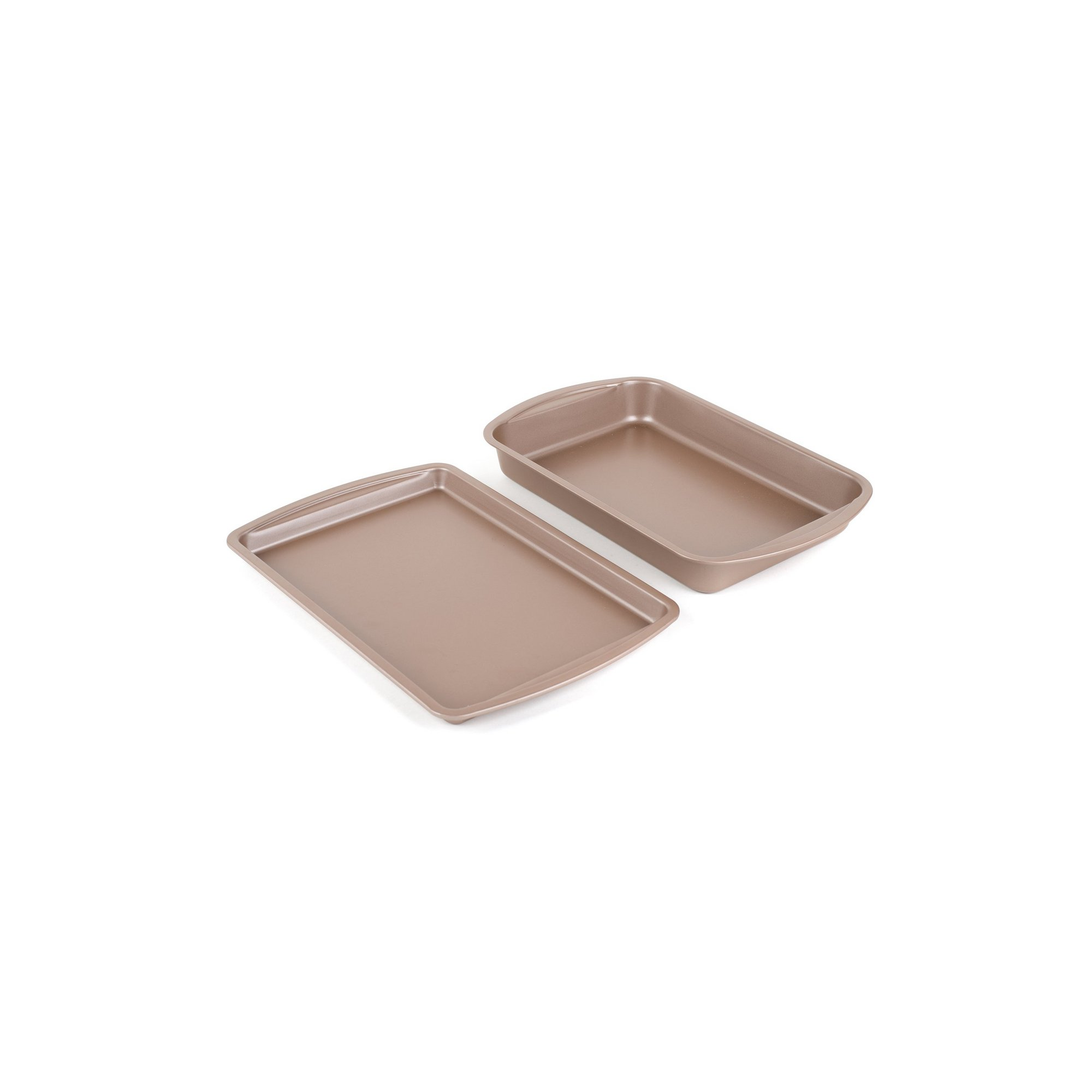 Image of 2 Piece Salter Oven Roasting Tray Combo Set