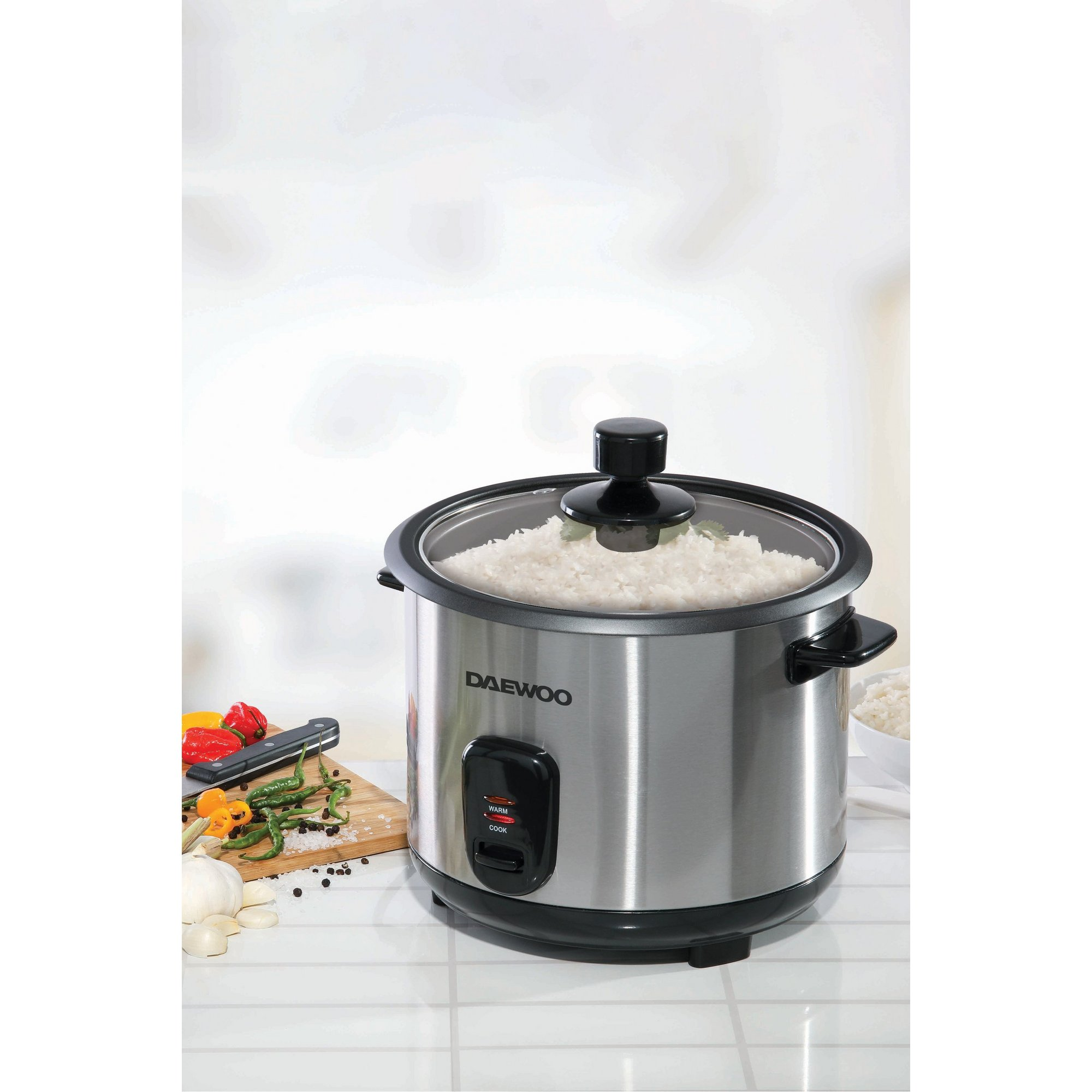 Image of Daewoo 1.8 Litre Rice Cooker
