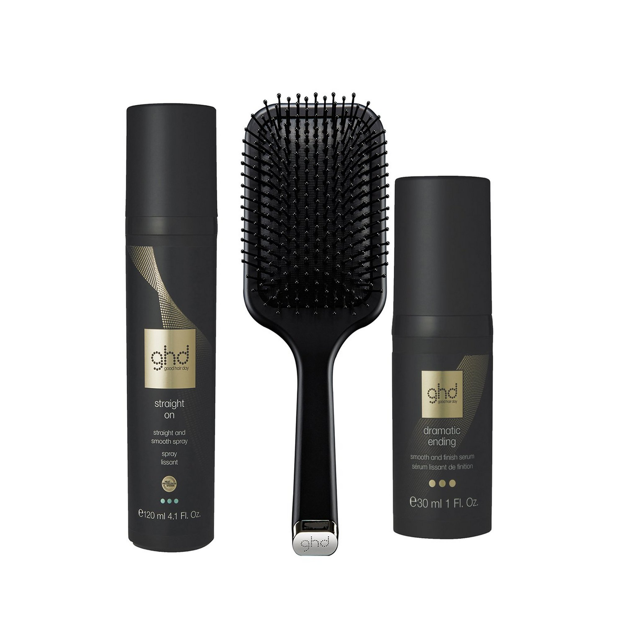 Image of ghd Smooth Straight and Finish Set