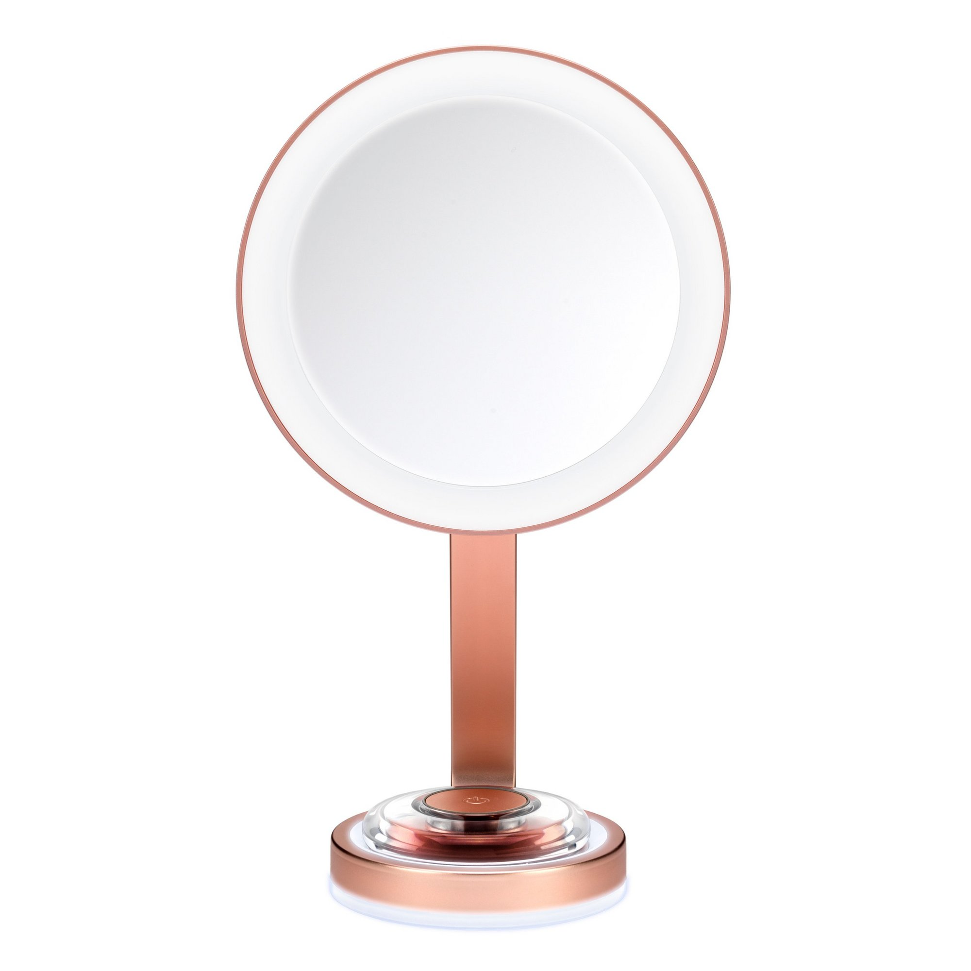 Image of BaByliss Reflections Rose Gold Mirror