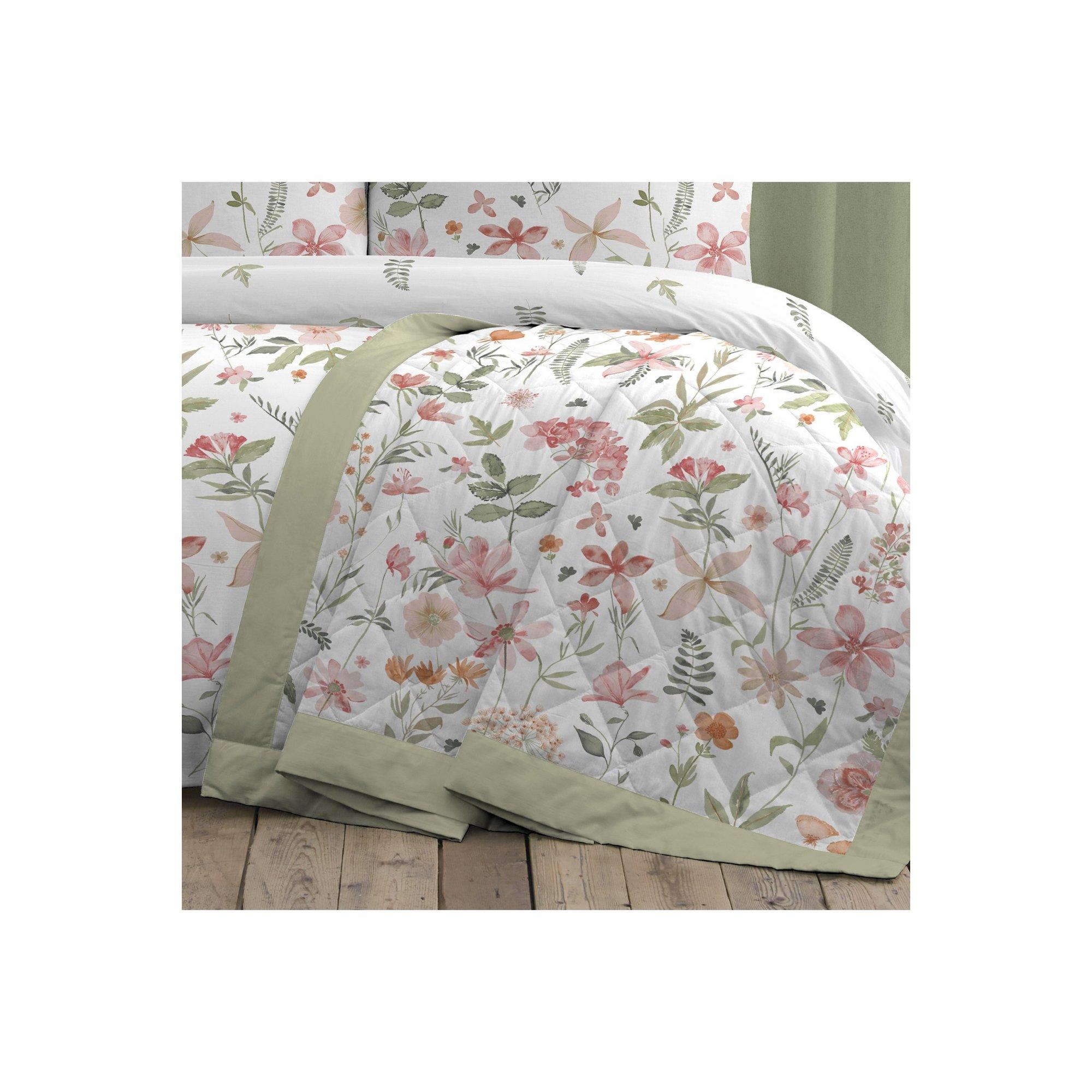 Image of Aimee Coral Bedspread