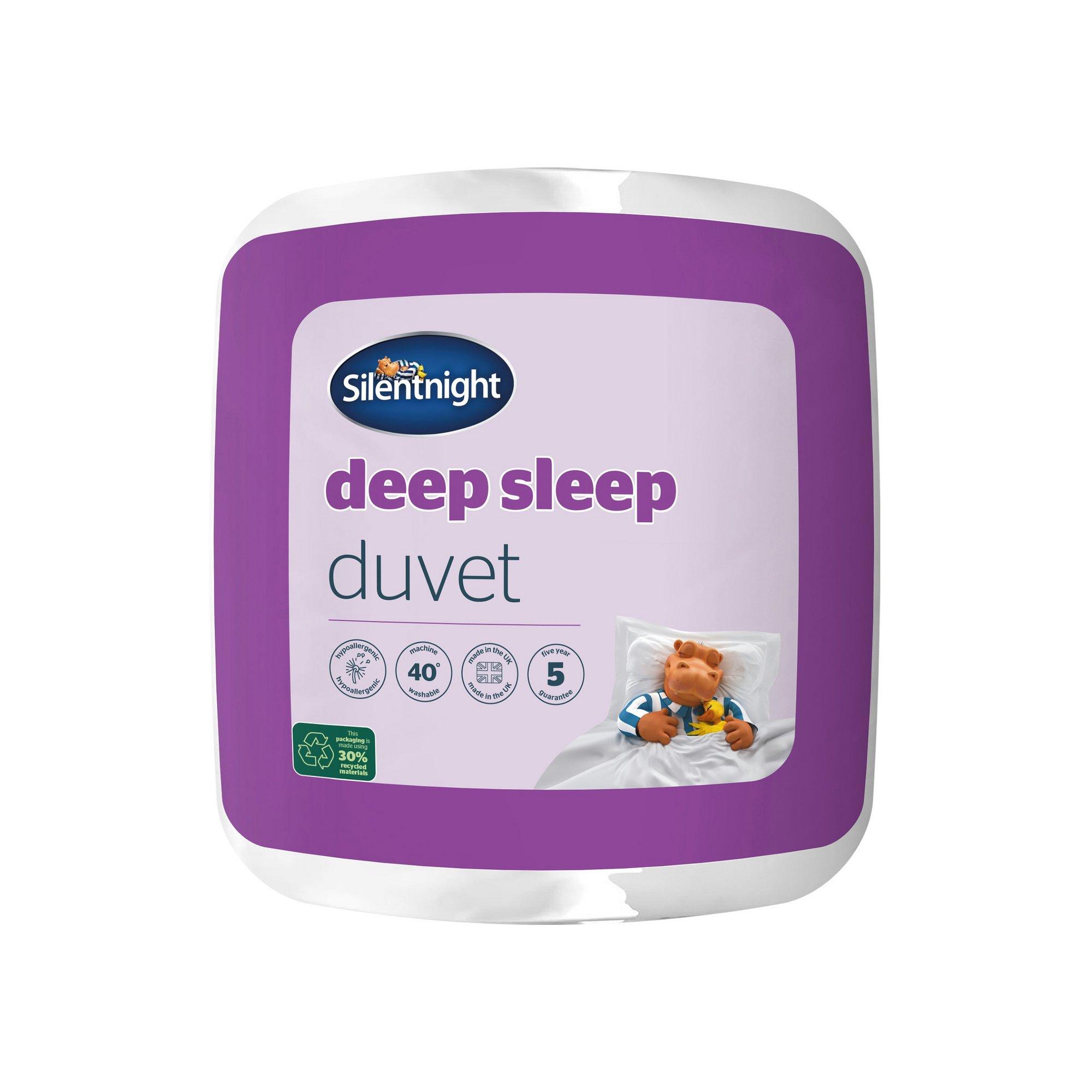 Image of Deep Sleep Silentnight 7.5 Tog Duvet