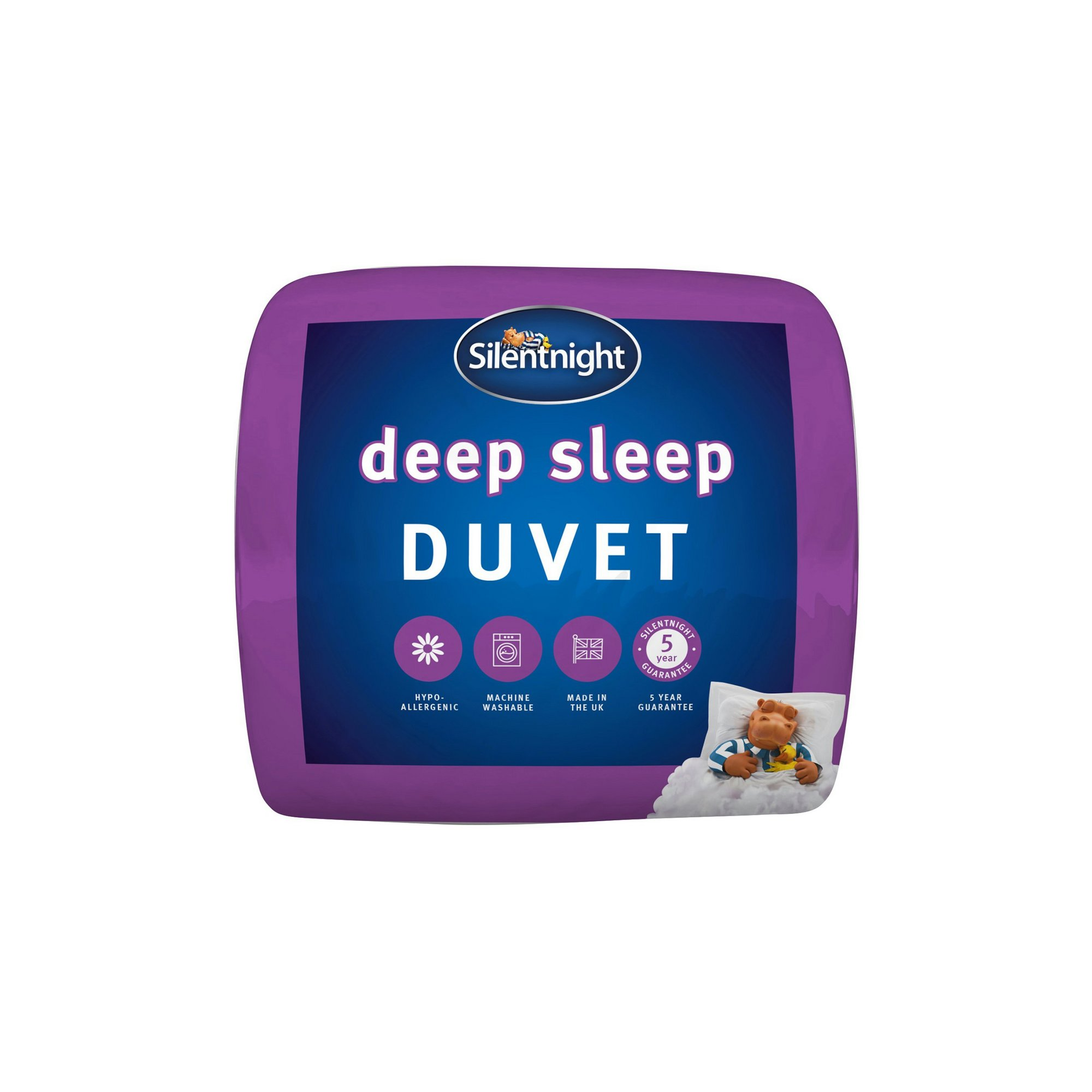 Image of Deep Sleep Silentnight 10.5 Tog Duvet
