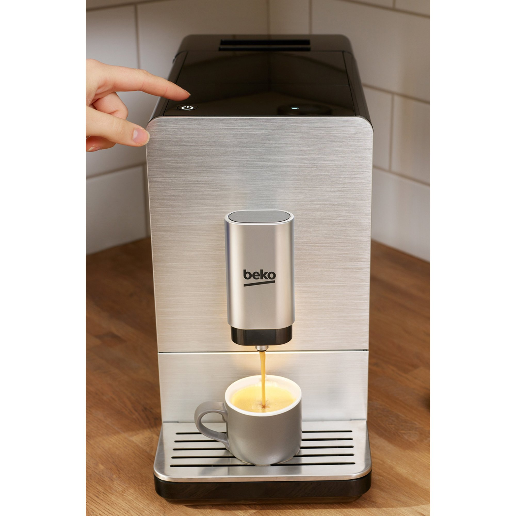 Image of Beko Bean to Cup Coffee Machine